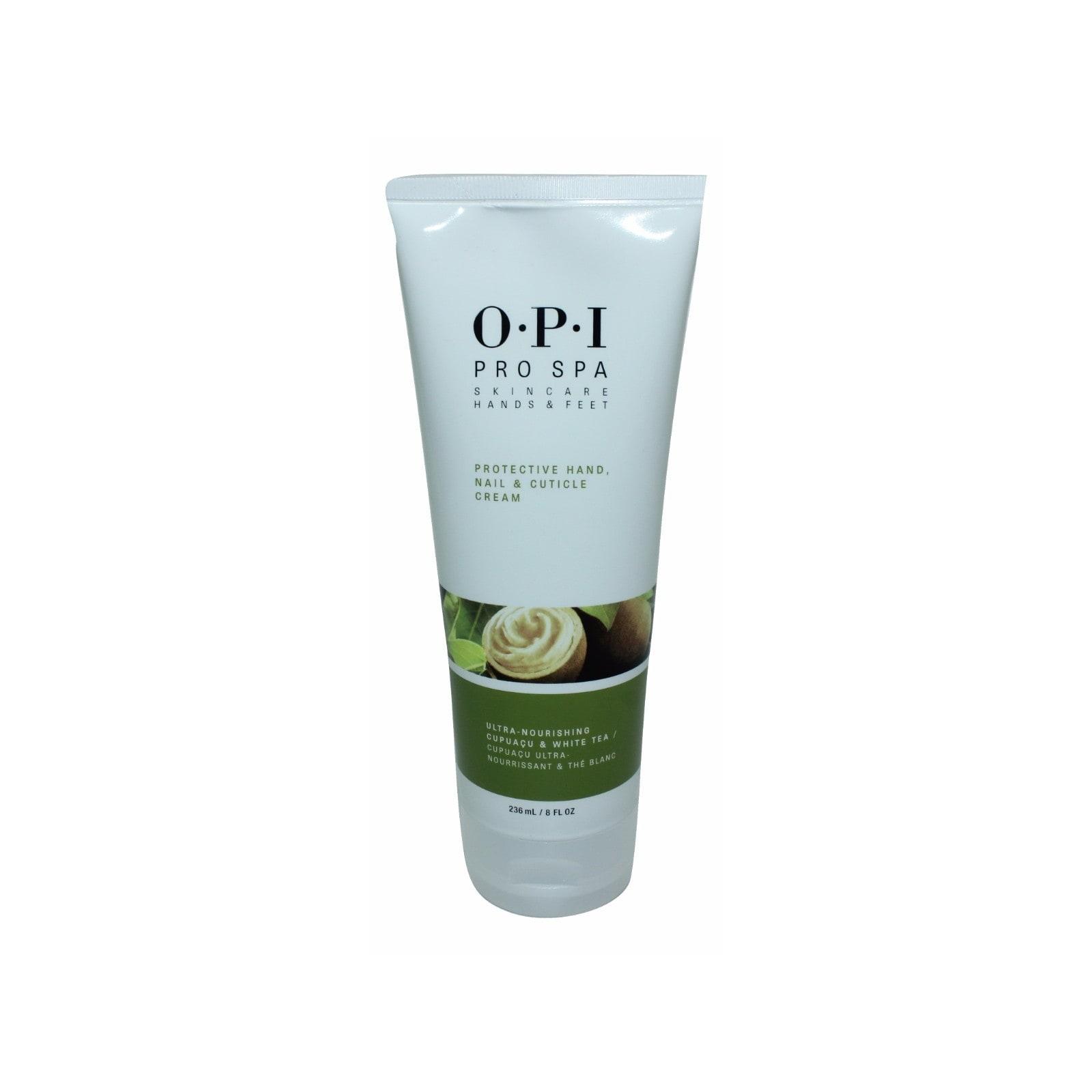 Shop OPI Pro Spa 8-ounce Protective Hand Cuticle Cream - Free ...