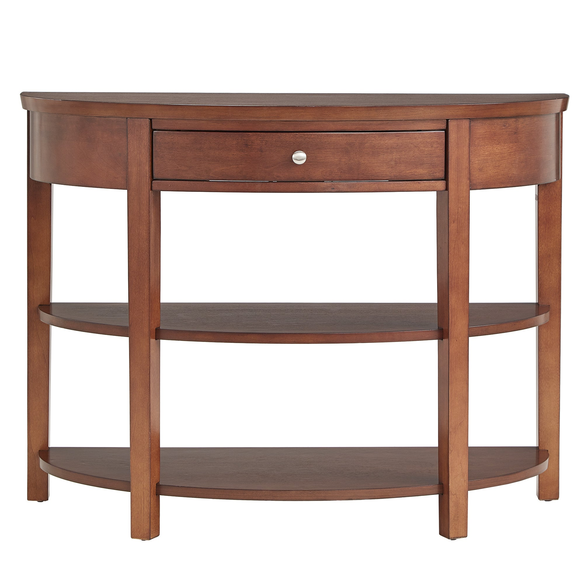 Fillmore Rounded 1 Drawer Console Table Tv Stand By Inspire Q Bold Free Shipping Today 23122445