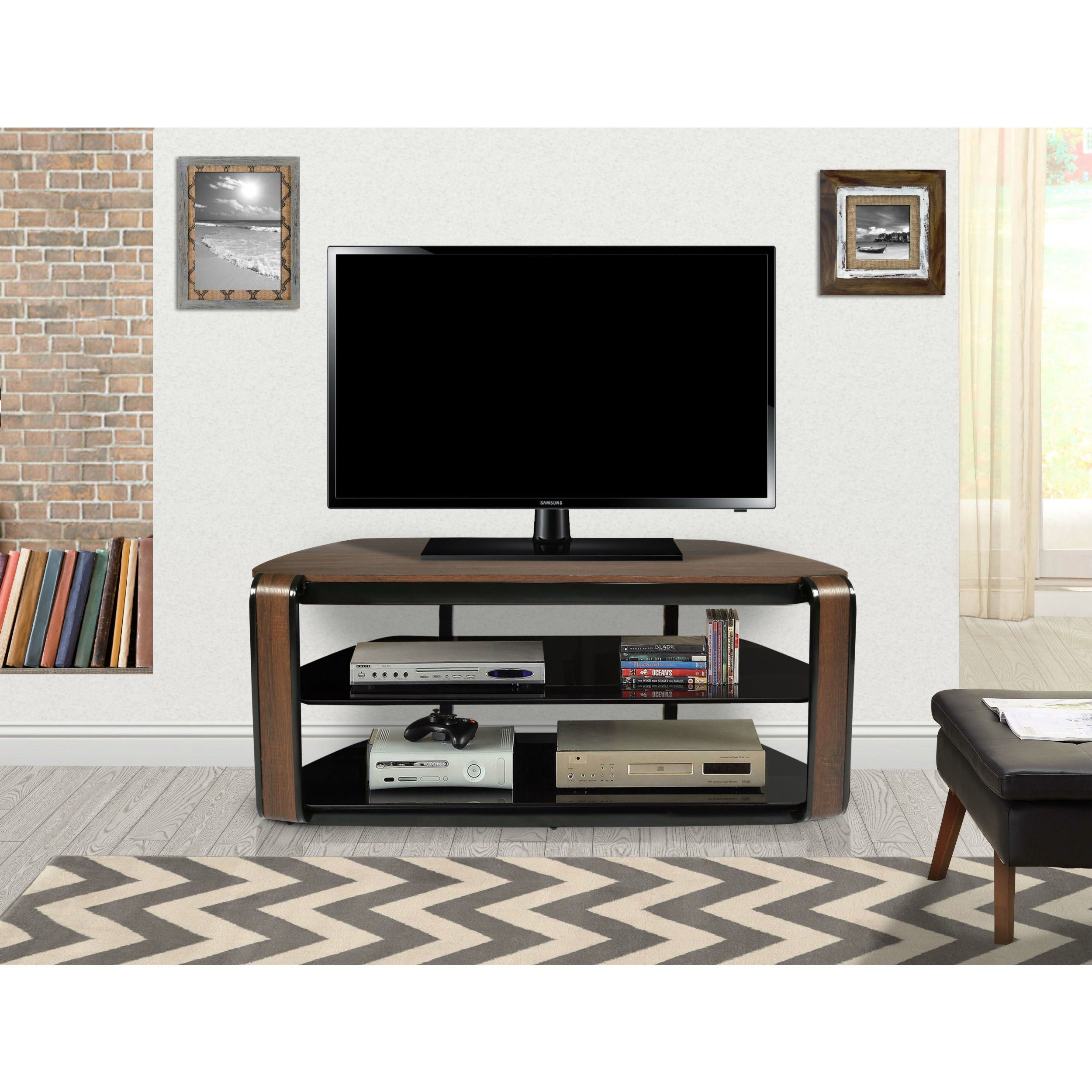 Fold \u0027N\u0027 Snap Otis EZ 55-inch TV Stand Shop - Free Shipping Today