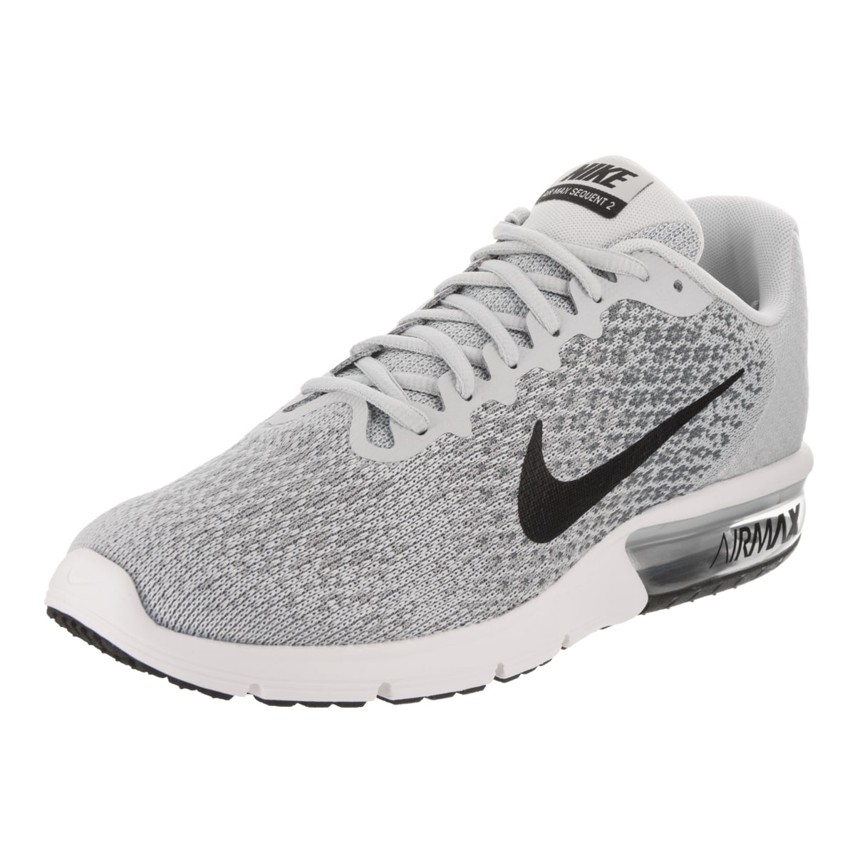 new style 0625a ab520 top quality nike mens air max sequent 2 running shoe free shipping today  overstock 23149150 767bd