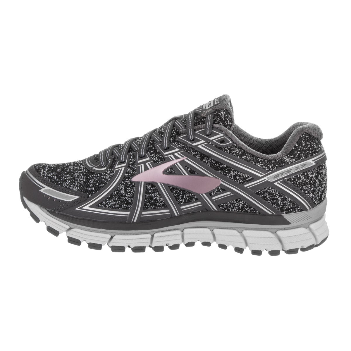 d629c5ccf7b42 Shop Brooks Women s Adrenaline GTS 17 Running Shoe - Free Shipping Today -  Overstock - 16850392