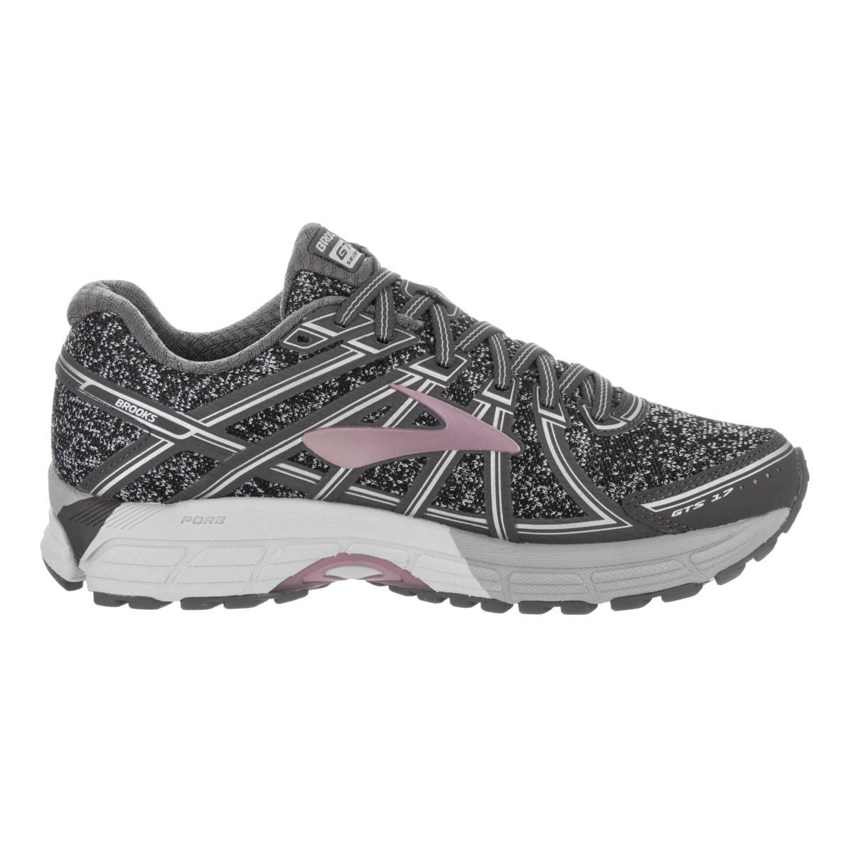 Shop Brooks Women s Adrenaline GTS 17 Running Shoe - Free Shipping Today -  Overstock - 16850392 152df7c51c
