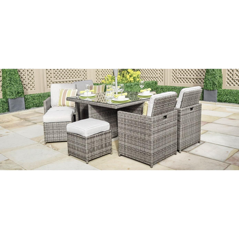 set aluminum piece darlee item patio sedona cast dining