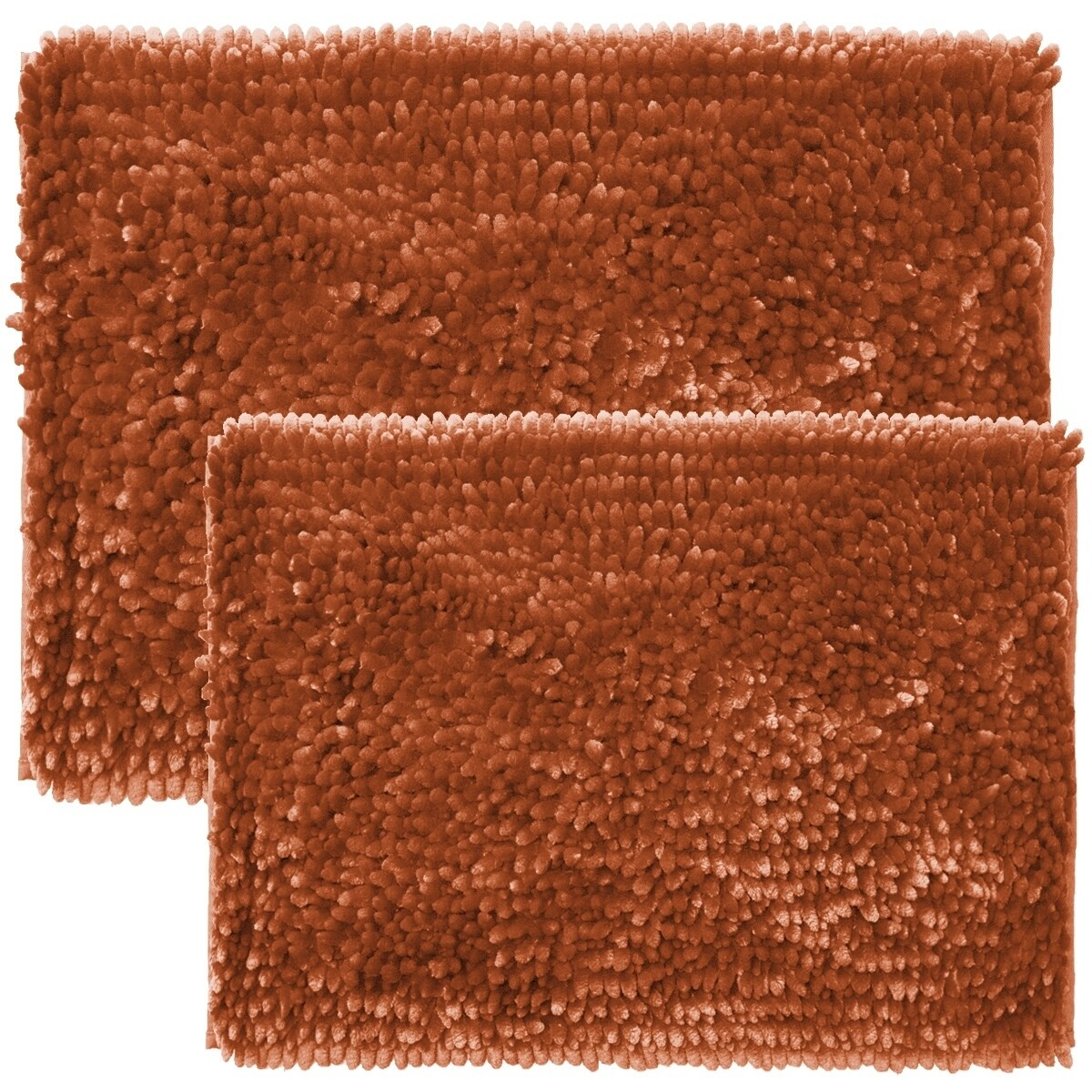 Sweet Home Collection 2 Piece Er Chenille Bath Rug Set On Free Shipping Orders Over 45 Com 16899971