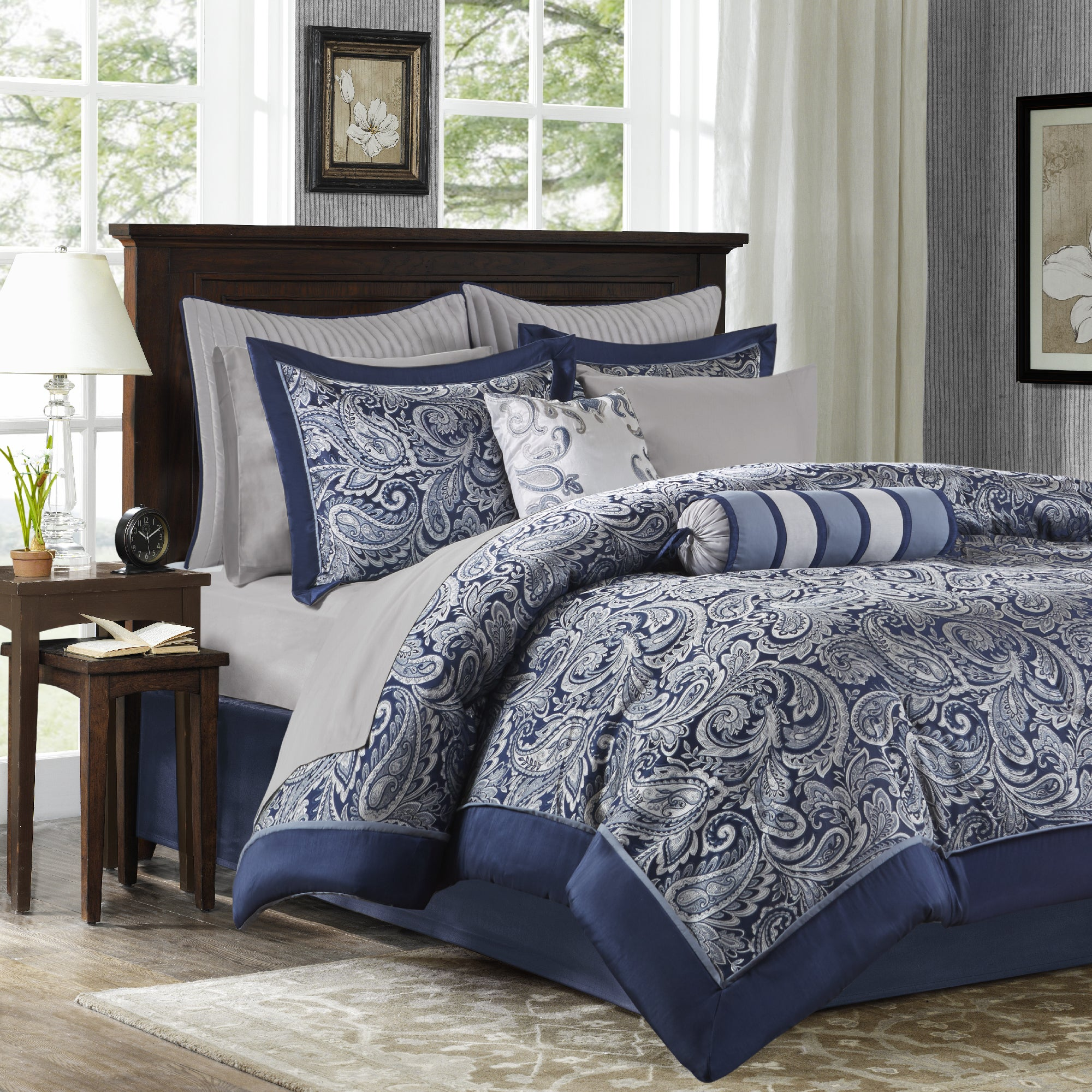 bedding full com in a walmart nfl complete comforter bed dallas set comforters ip cowboys bag