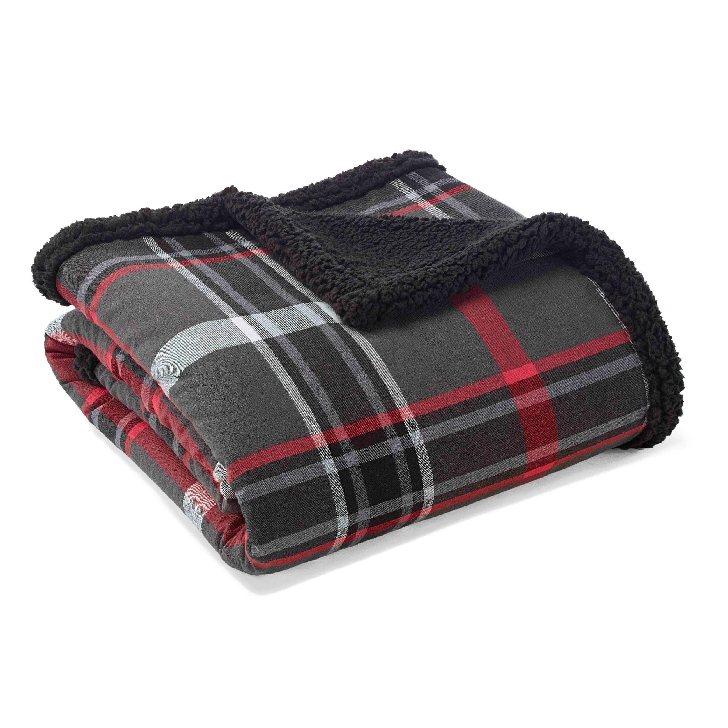 Ed Bauer Winslow Fleece Throw Free Shipping Orders Over $45