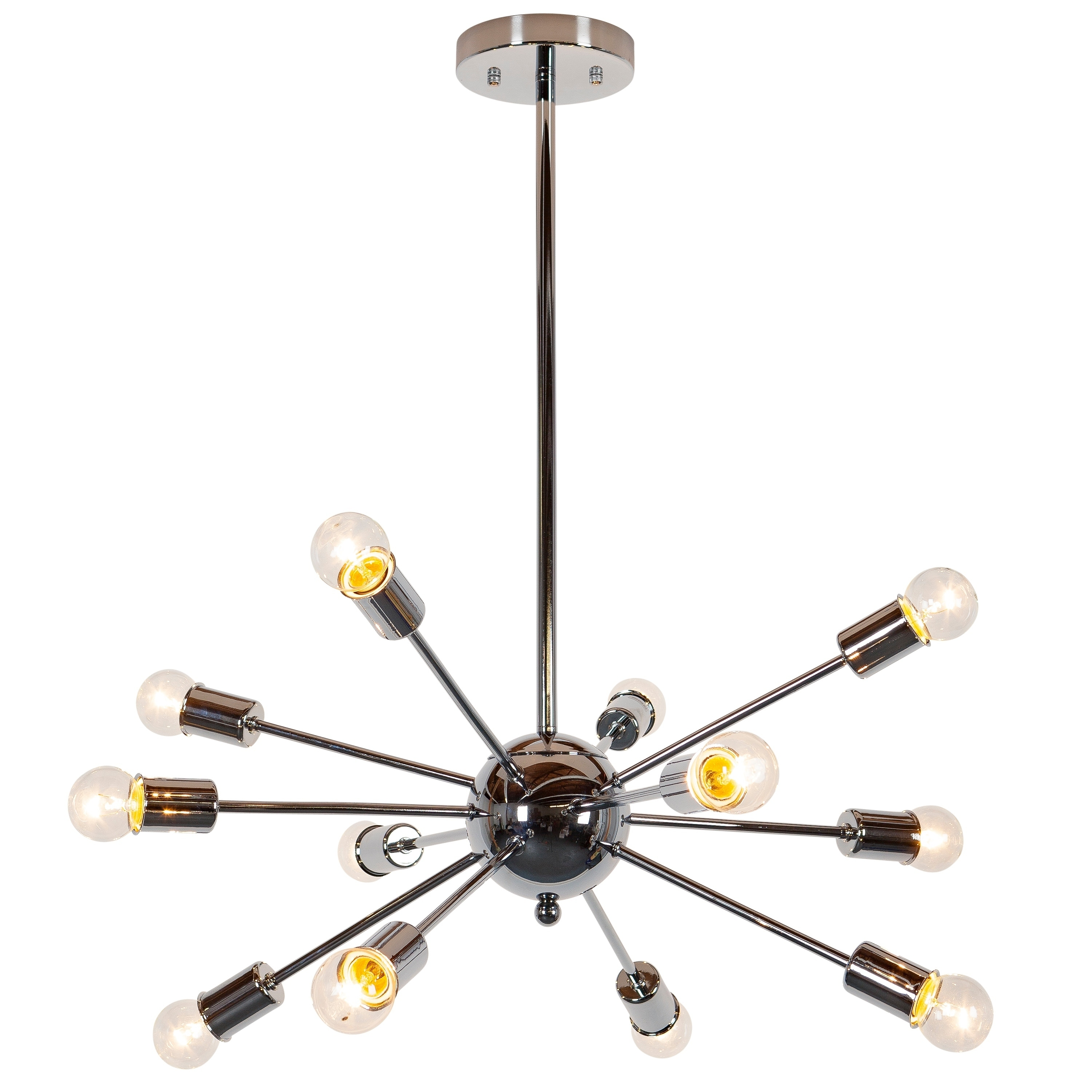 Light Society Meridia Sputnik Style Chandelier On Free Today Com 16901254