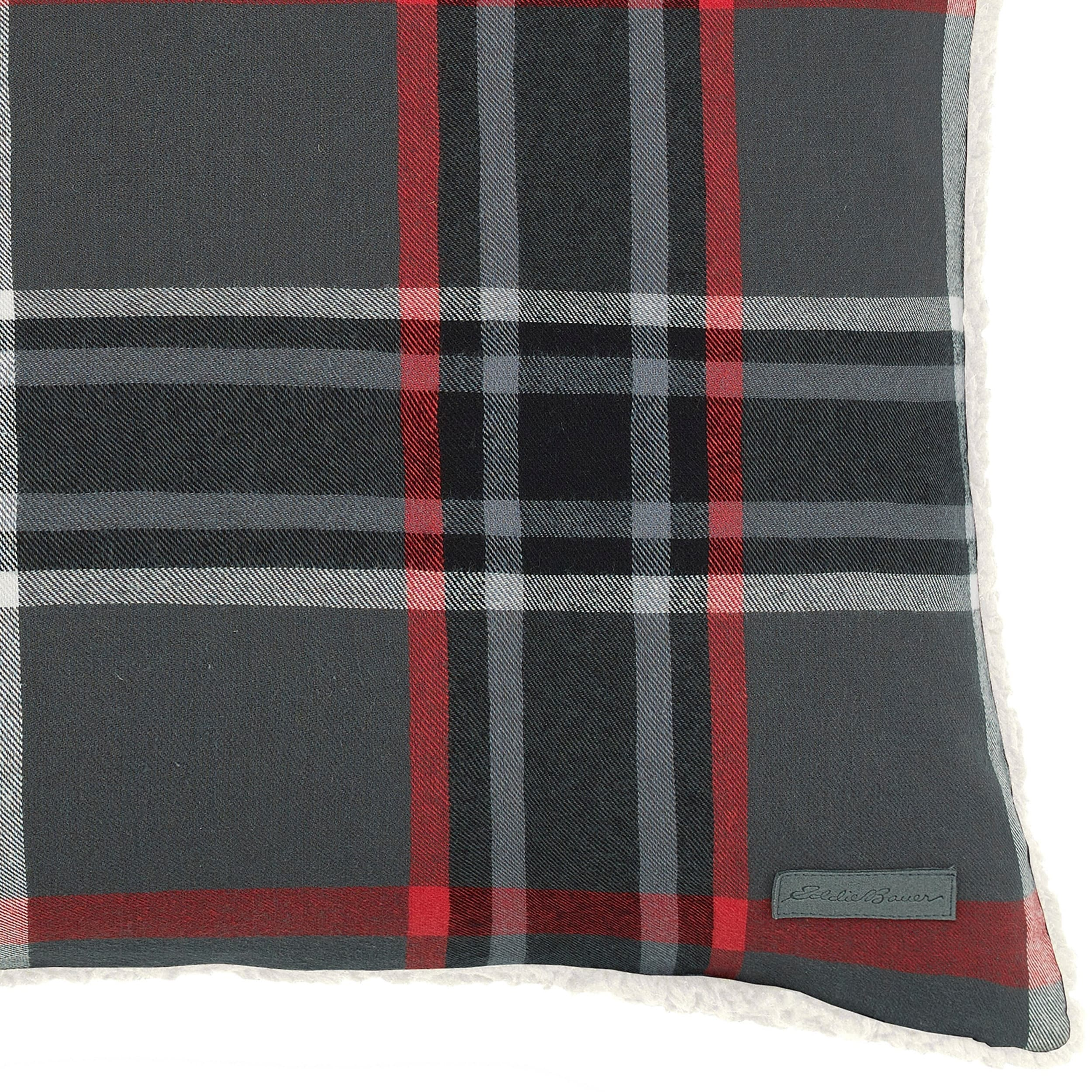 adf6196a Shop Eddie Bauer Winslow Plaid 20 Inch Decorative Throw Pillow - On Sale -  Free Shipping On Orders Over $45 - Overstock - 16914932