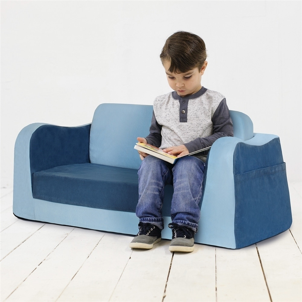 shop p kolino little reader sofa on sale free shipping today rh overstock com