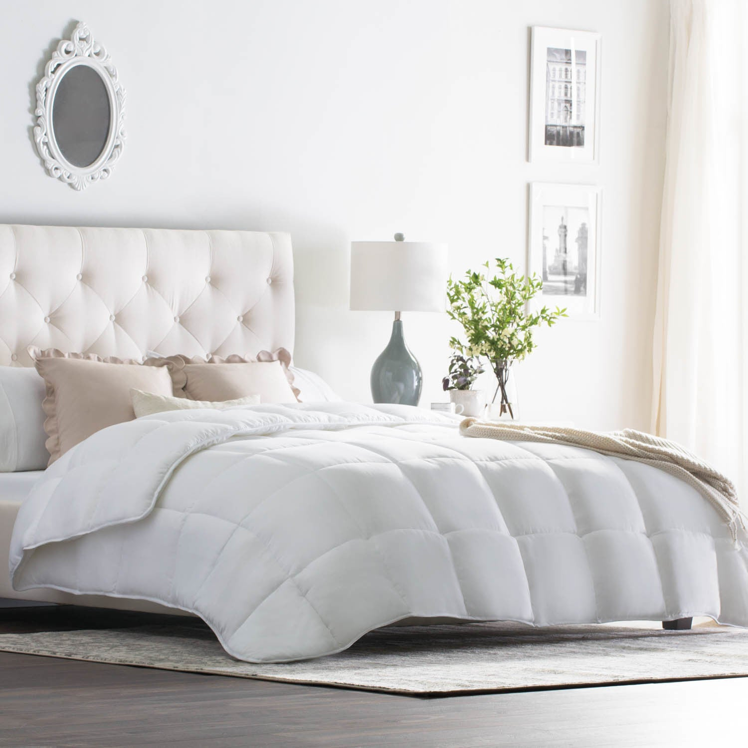 Weekender Quilted Down Alternative Hotel Style Comforter On Free Shipping Orders Over 45 16917215