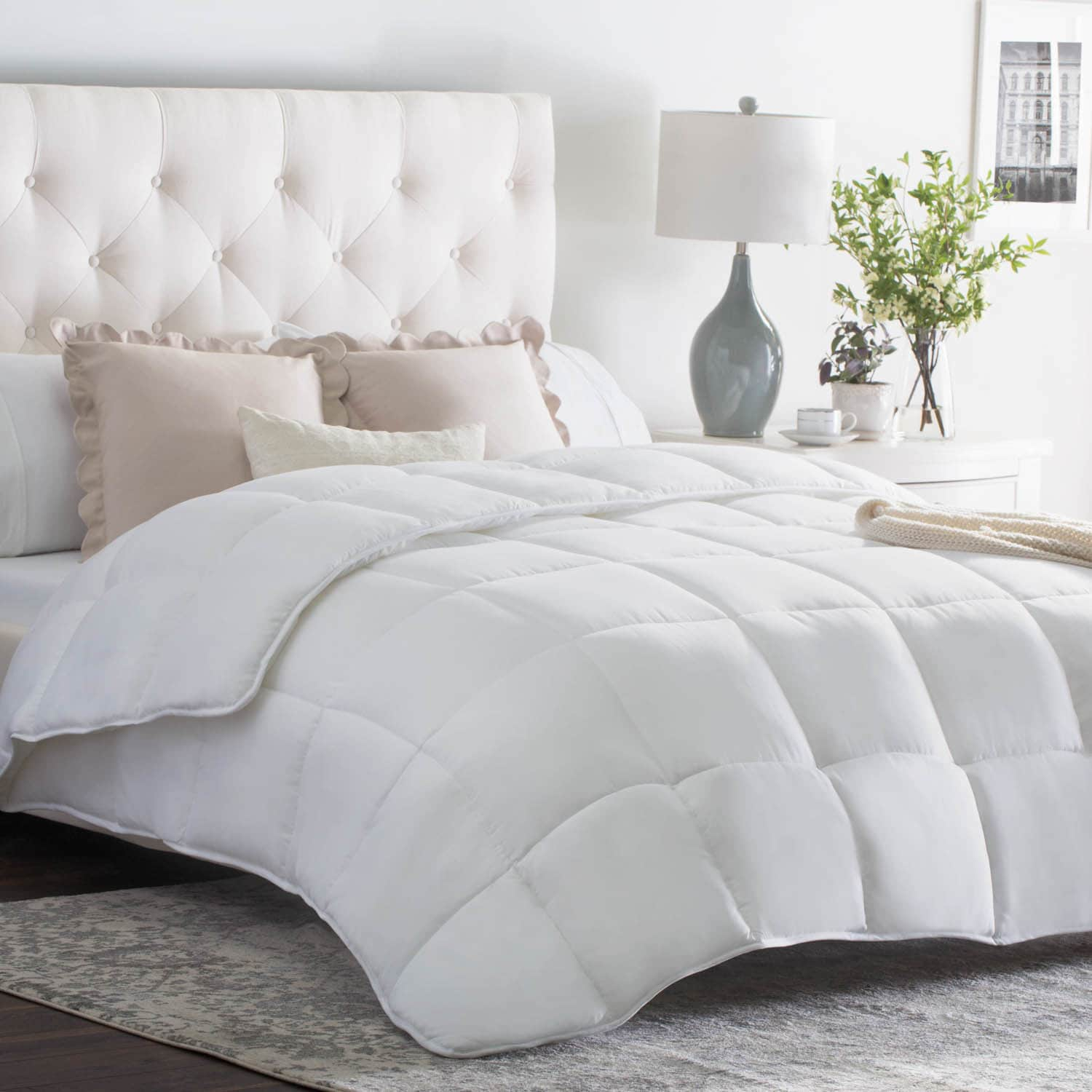 Weekender Quilted Down Alternative Hotel Style Comforter Free Shipping On Orders Over 45 23208864