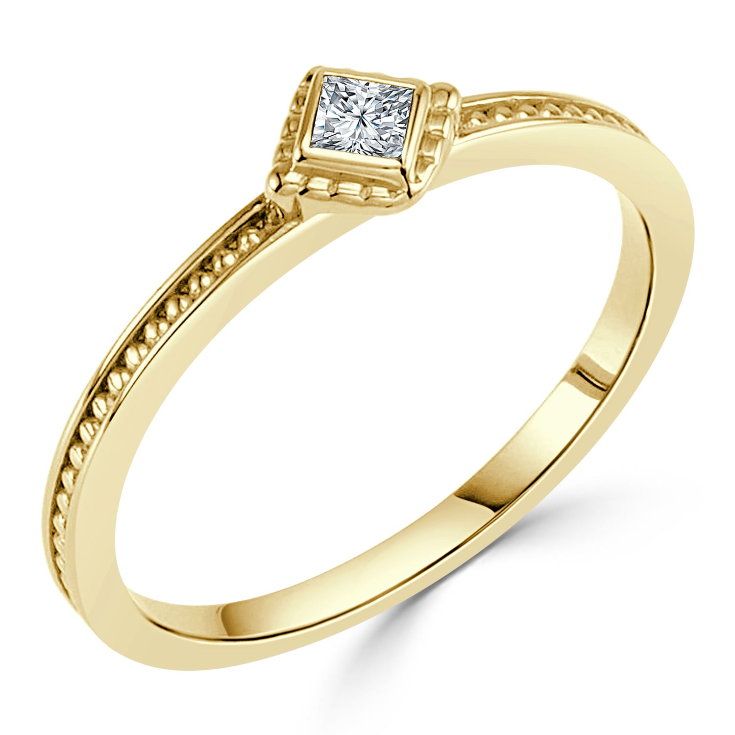 view lyst fullscreen gold two stone in macy rings ct men diamond macys ring tone s jewelry five designer us mens tw