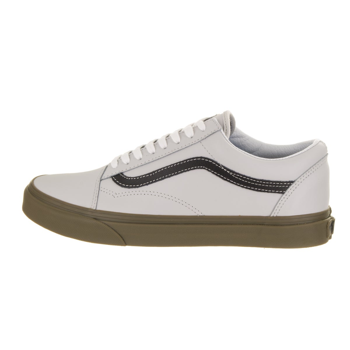 dbc6deb88a Shop Vans Unisex Old Skool (Bleacher) Skate Shoe - Free Shipping Today -  Overstock - 16939930
