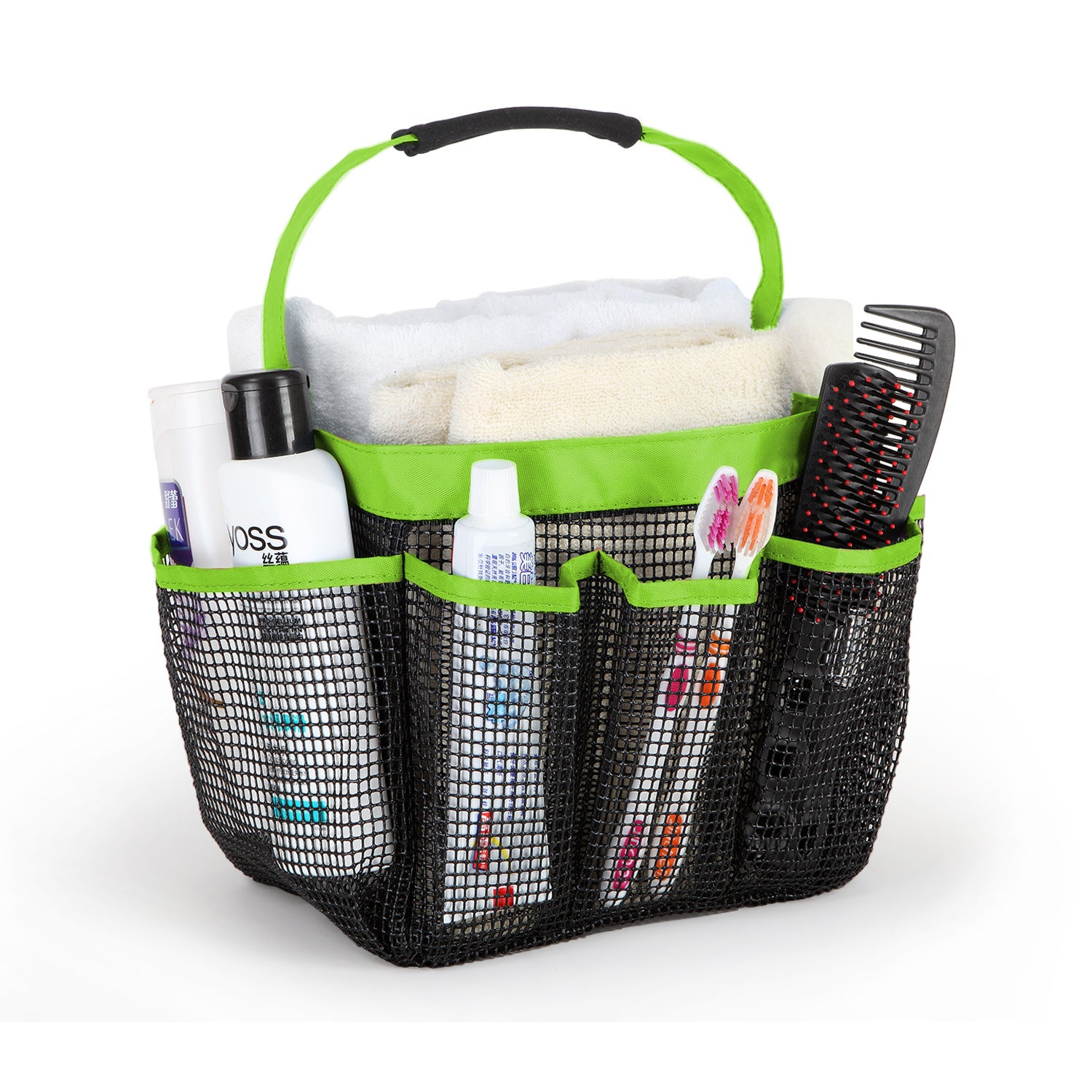 Shop Portable Shower Caddy - Lime - Free Shipping On Orders Over $45 ...