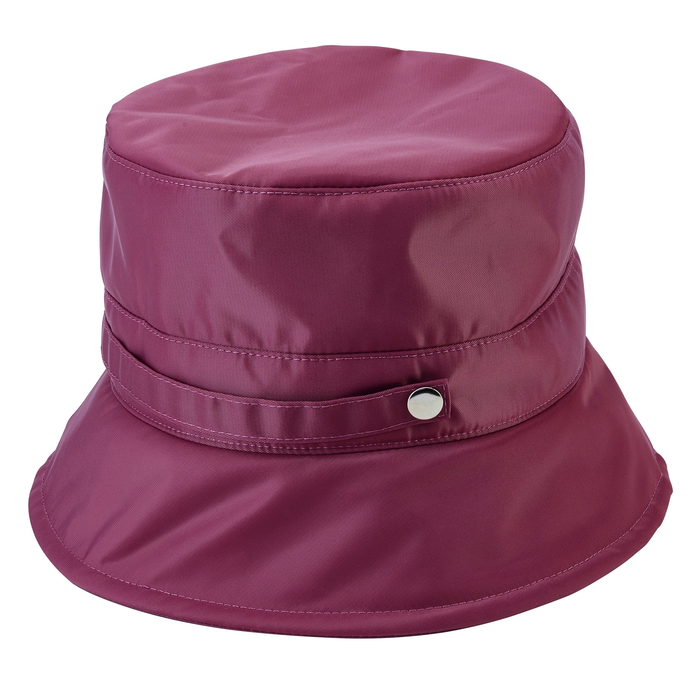 c10a23a09a1 Shop San Diego Hat Company Spring-Summer 2017 Four Buttons Collection Rain  hat -Blush - Free Shipping On Orders Over  45 - Overstock.com - 16963160