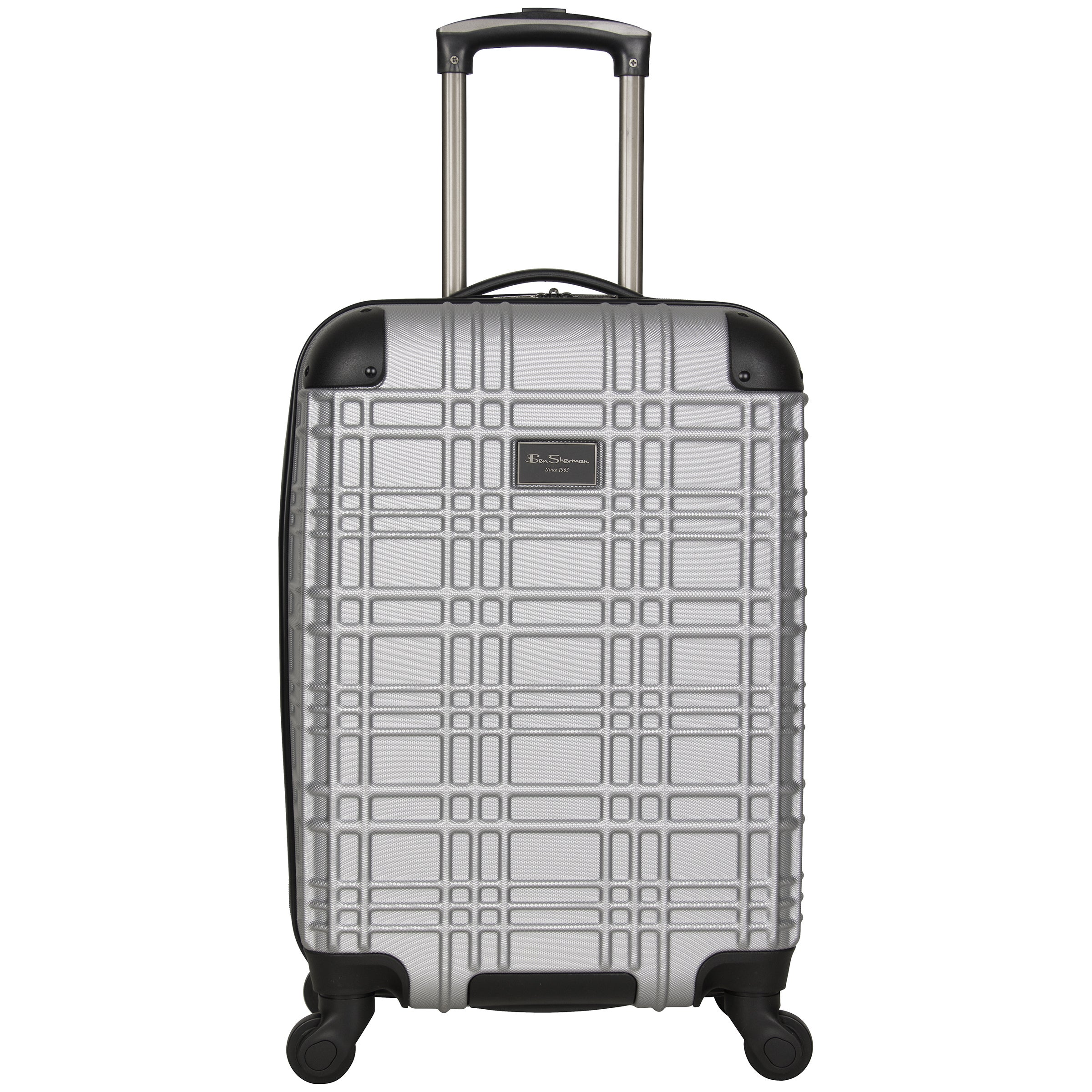 a2f11c170c17 Ben Sherman 'Nottingham' 20-inch Lightweight Hardside 4-Wheel Spinner  Carry-On Suitcase
