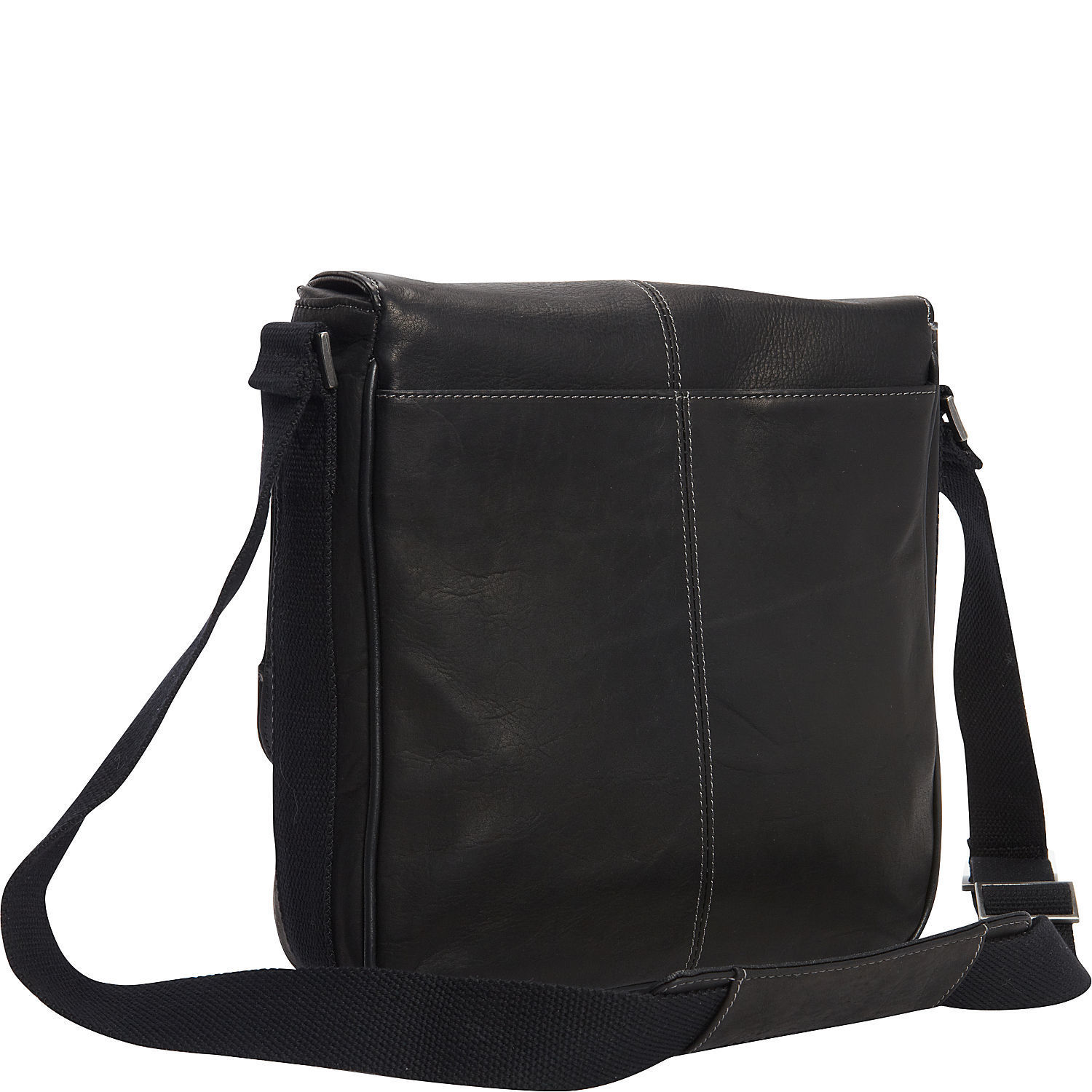 dc828e52fc Shop Kenneth Cole Reaction Colombian Leather Flapover Crossbody Tablet Bag  - Free Shipping Today - Overstock - 17006831