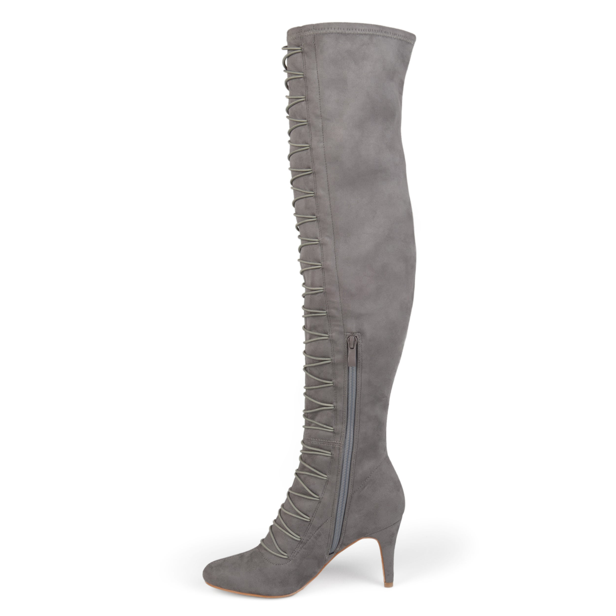 3f8ac311a96 Shop Journee Collection Women s  Trill  Regular and Wide Calf Boots - Free  Shipping Today - Overstock - 17011774