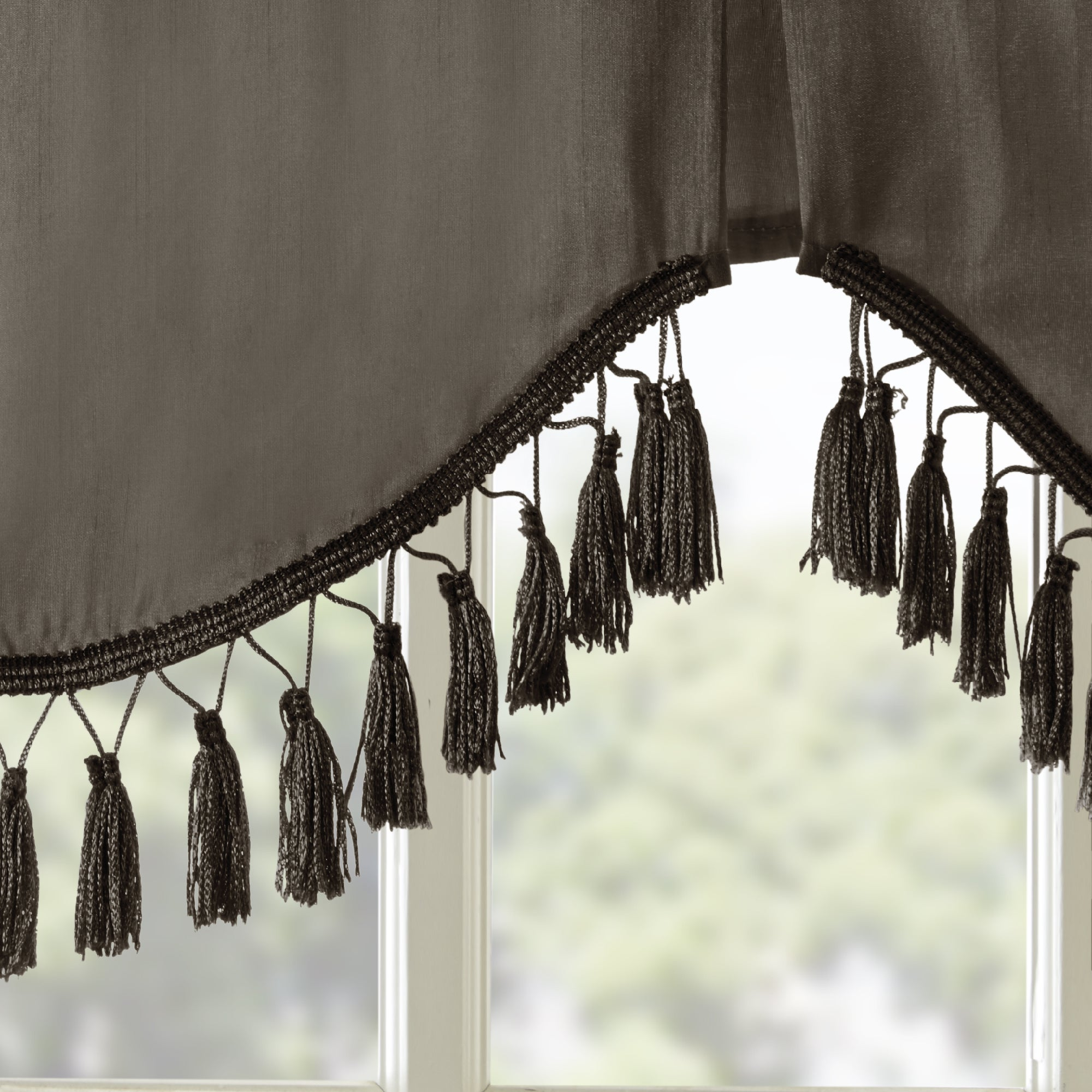 steers gardens ip valance lined curtains valances walmart com stripes kitchen or of and set homes better