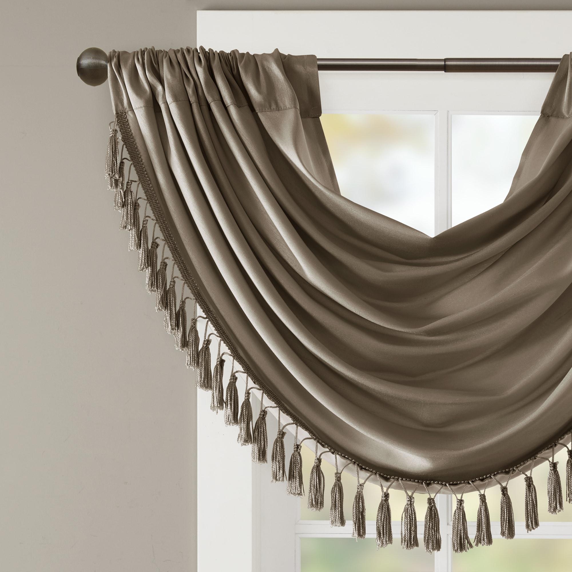 treatments reviews laurel springs valance waverly curtain lined valances window pdx wayfair