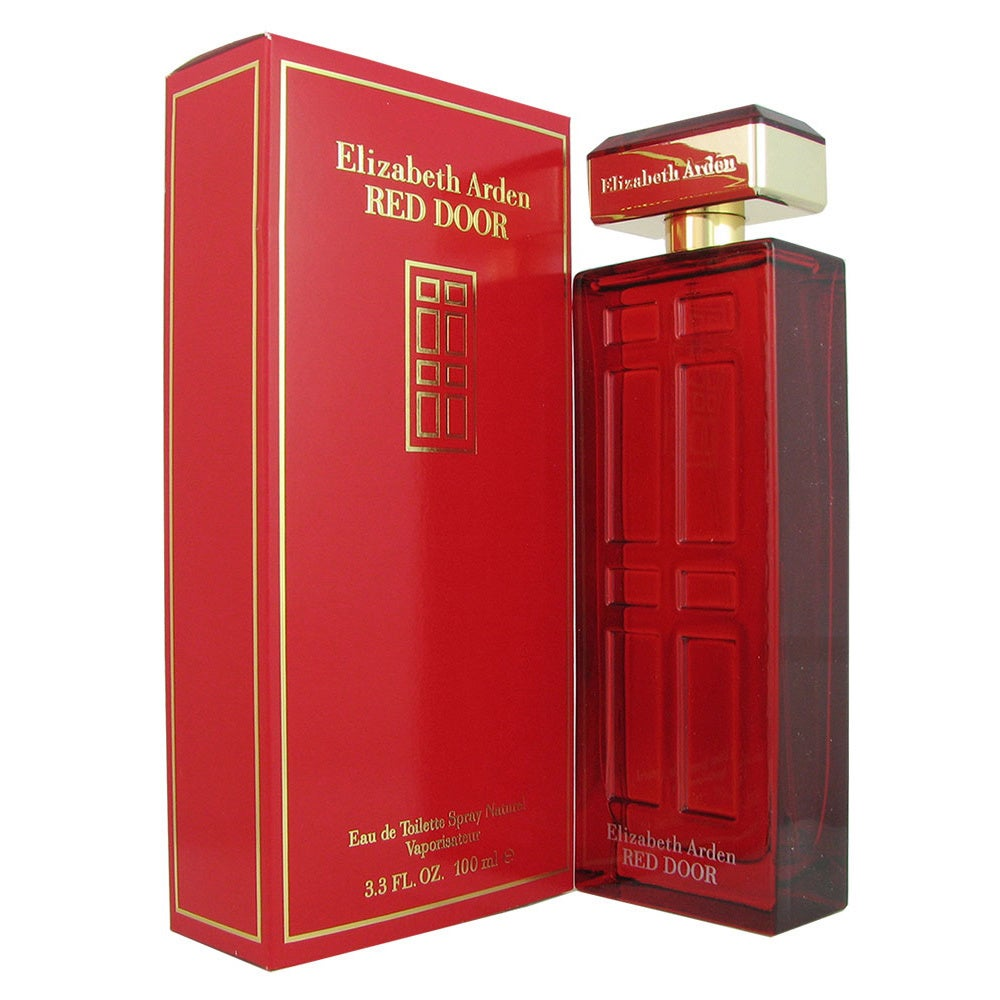 Shop Elizabeth Arden Red Door Womens 33 Ounce Eau De Toilette