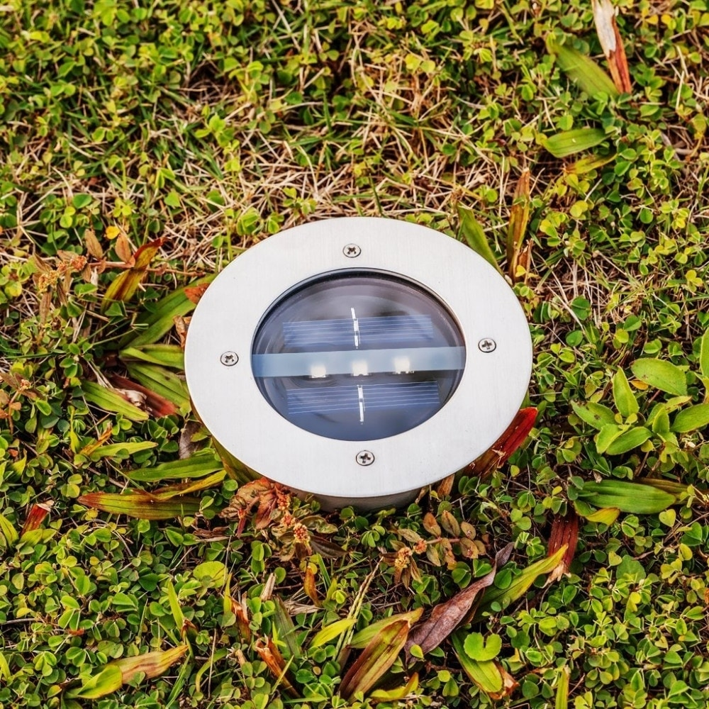 Shop solar powered outdoor ground recessed lights free shipping on shop solar powered outdoor ground recessed lights free shipping on orders over 45 overstock 17041616 mozeypictures Images