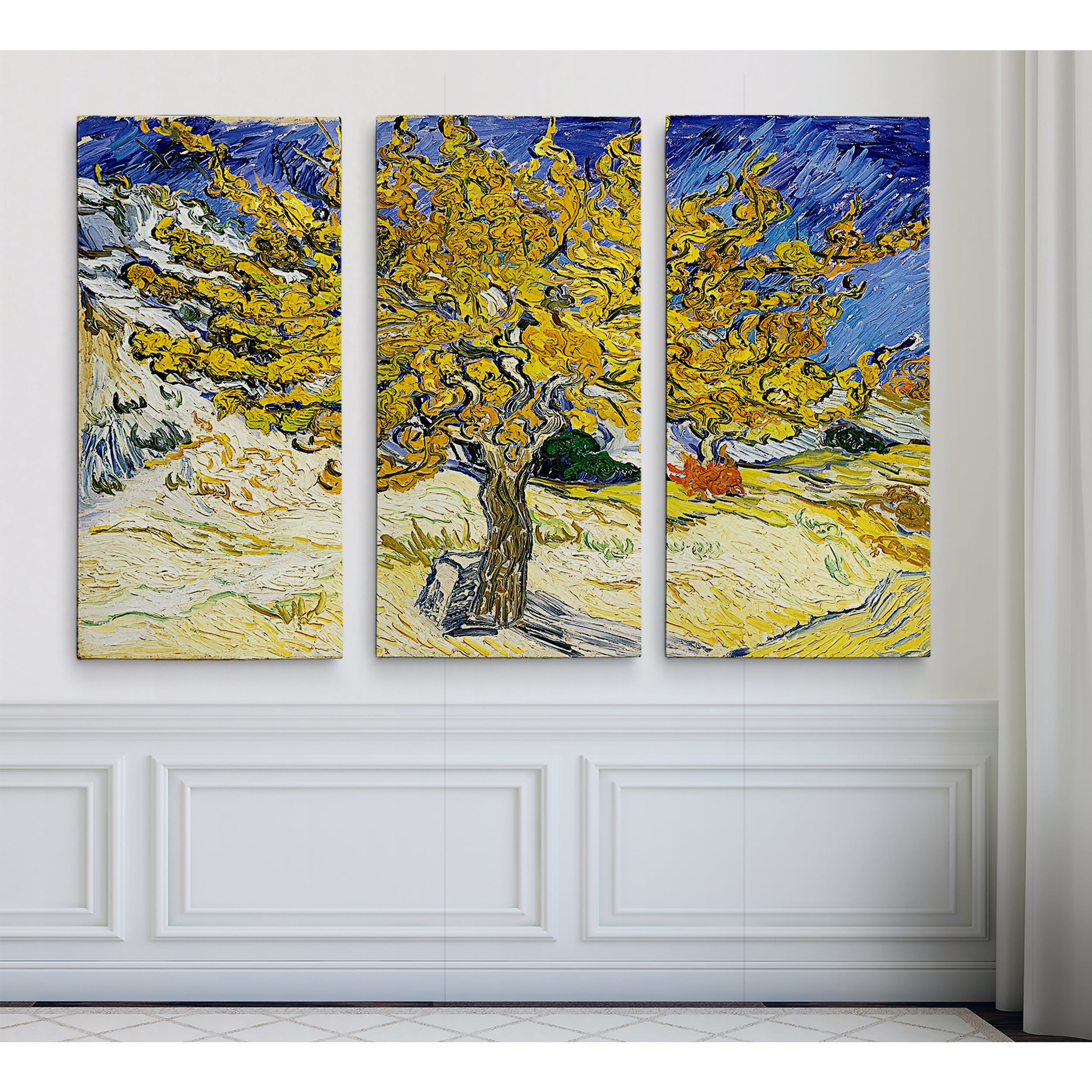 Shop 0 -Gallery Wrapped Multi Piece Canvas - On Sale - Free Shipping ...