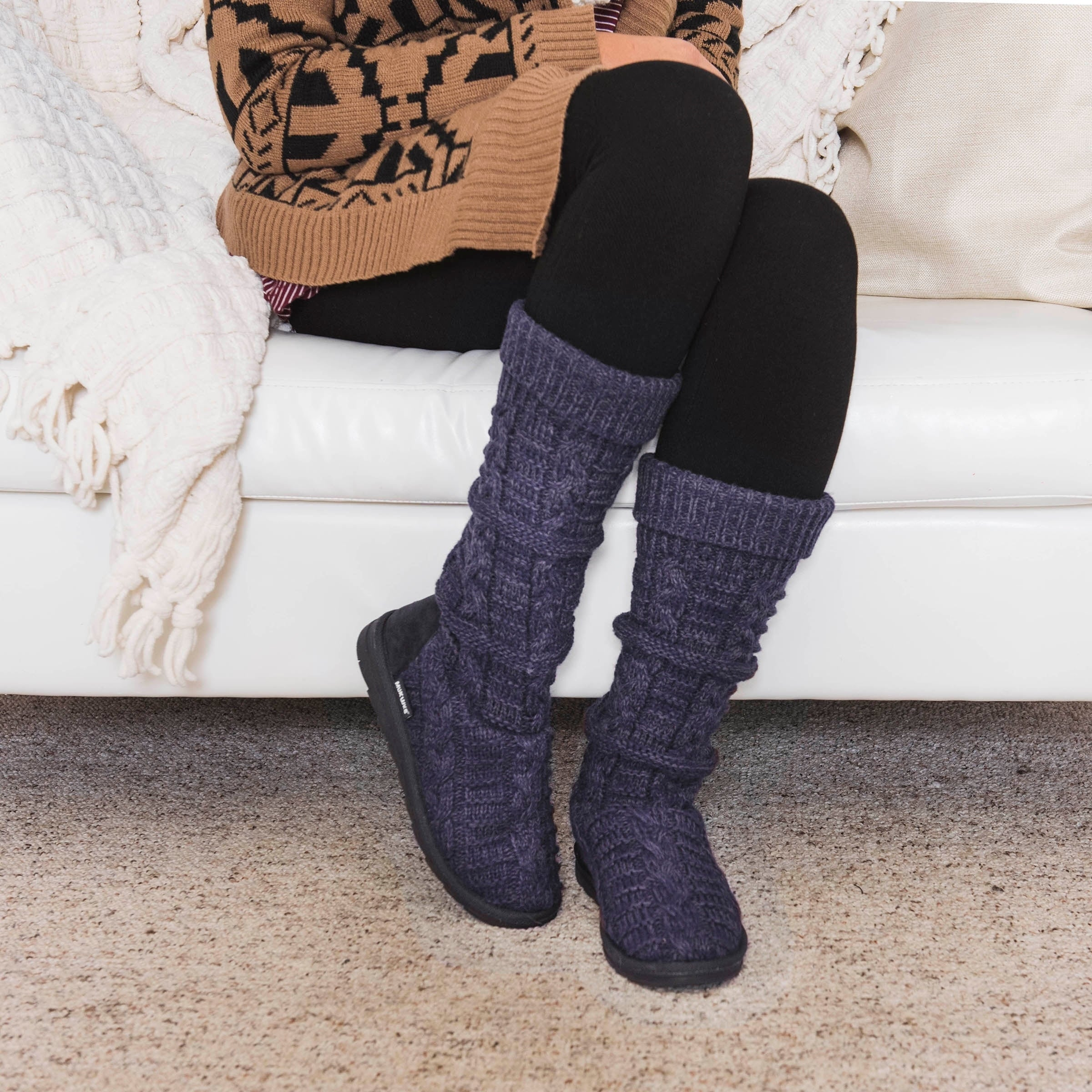 5d77aceae27 Shop MUK LUKS® Women s Shelly Boots - Free Shipping On Orders Over  45 -  Overstock - 17075459