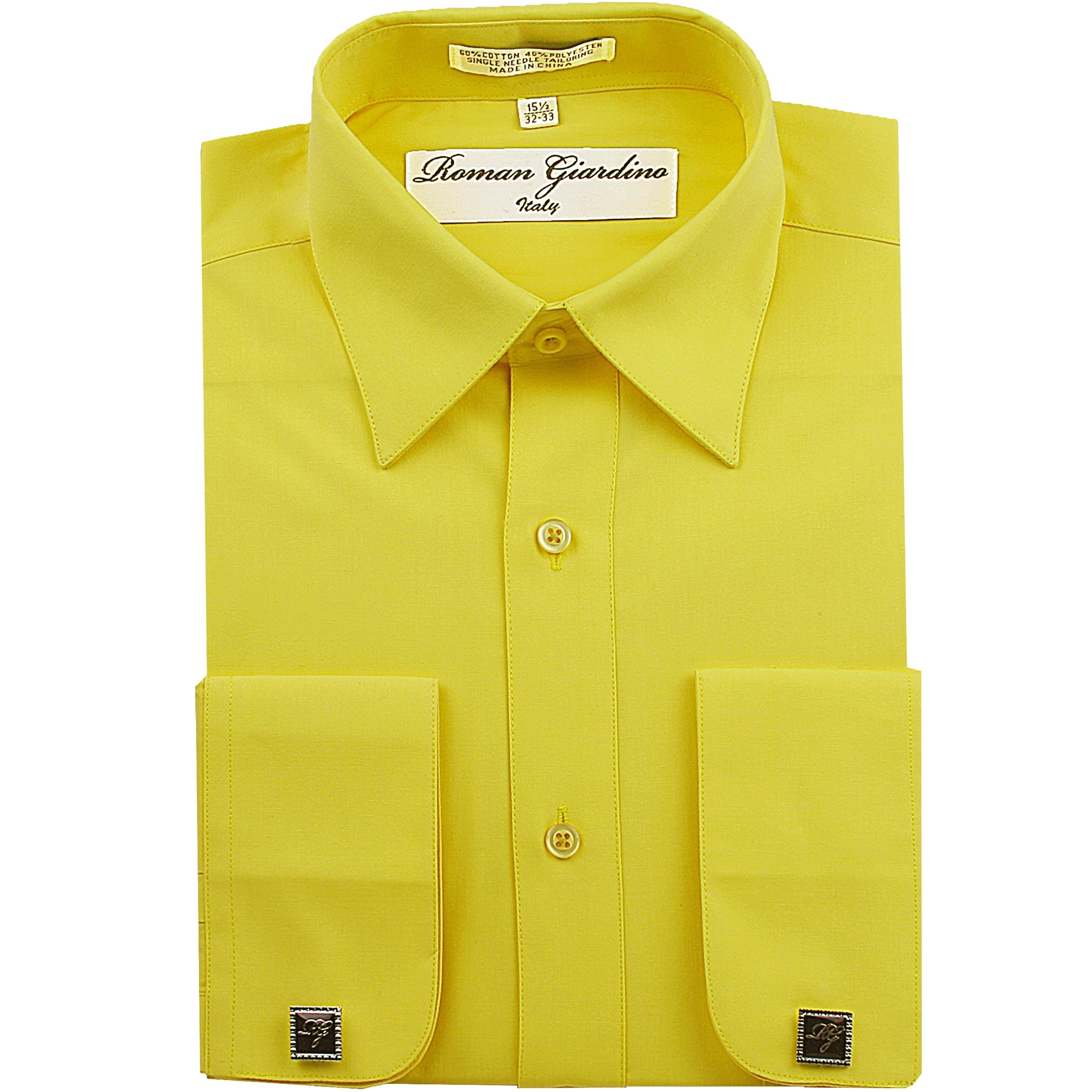 8e80089f81e Mens Dress Shirts That Need Cufflinks - BCD Tofu House