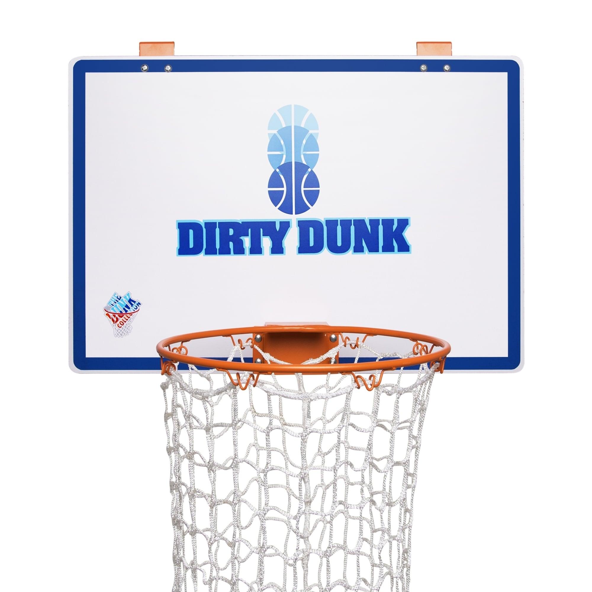 The Dirty Dunk - The Original Over-the-Door Basketball Hoop ...
