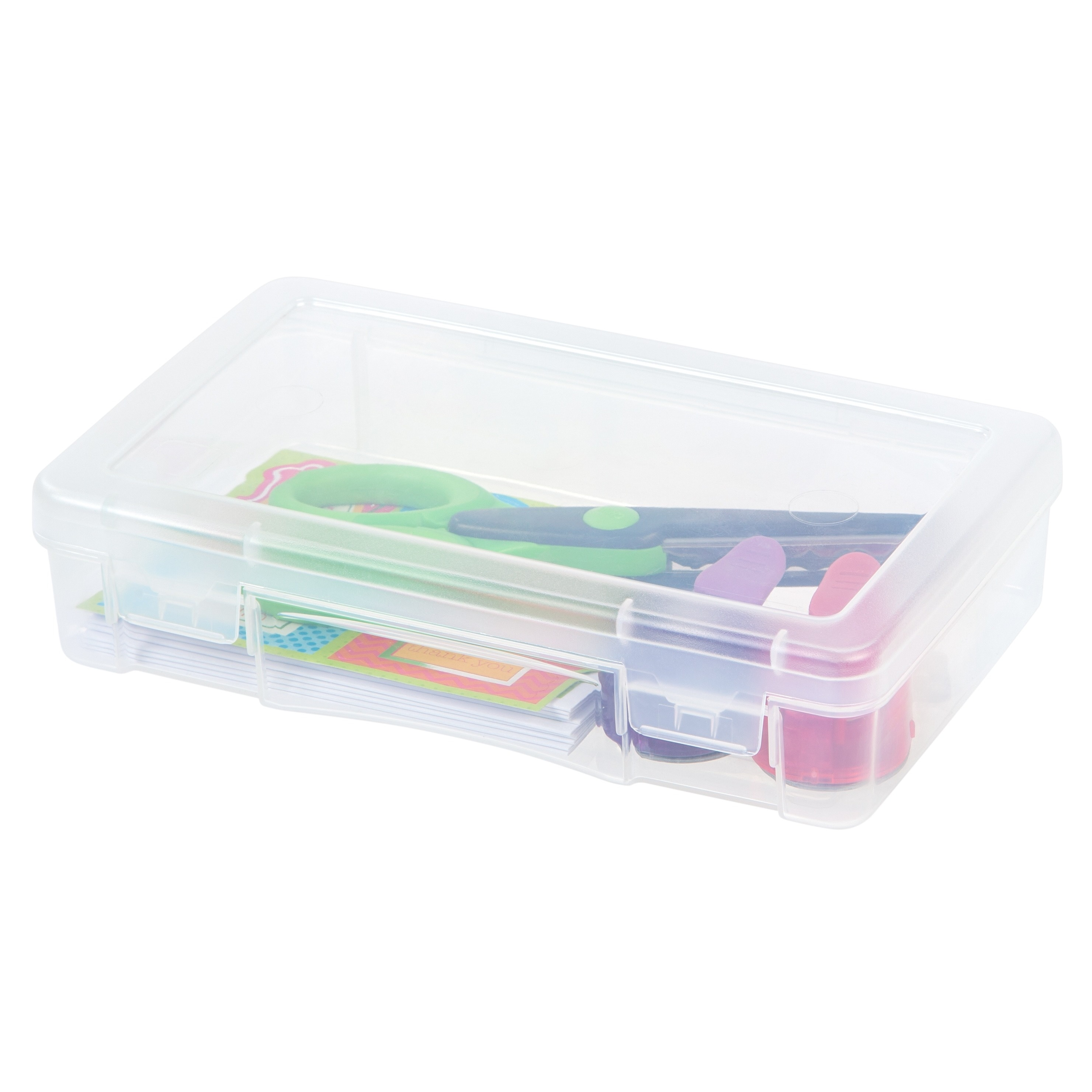 Shop IRIS Medium School Supply Storage Case (Pack of 10) - Free ...