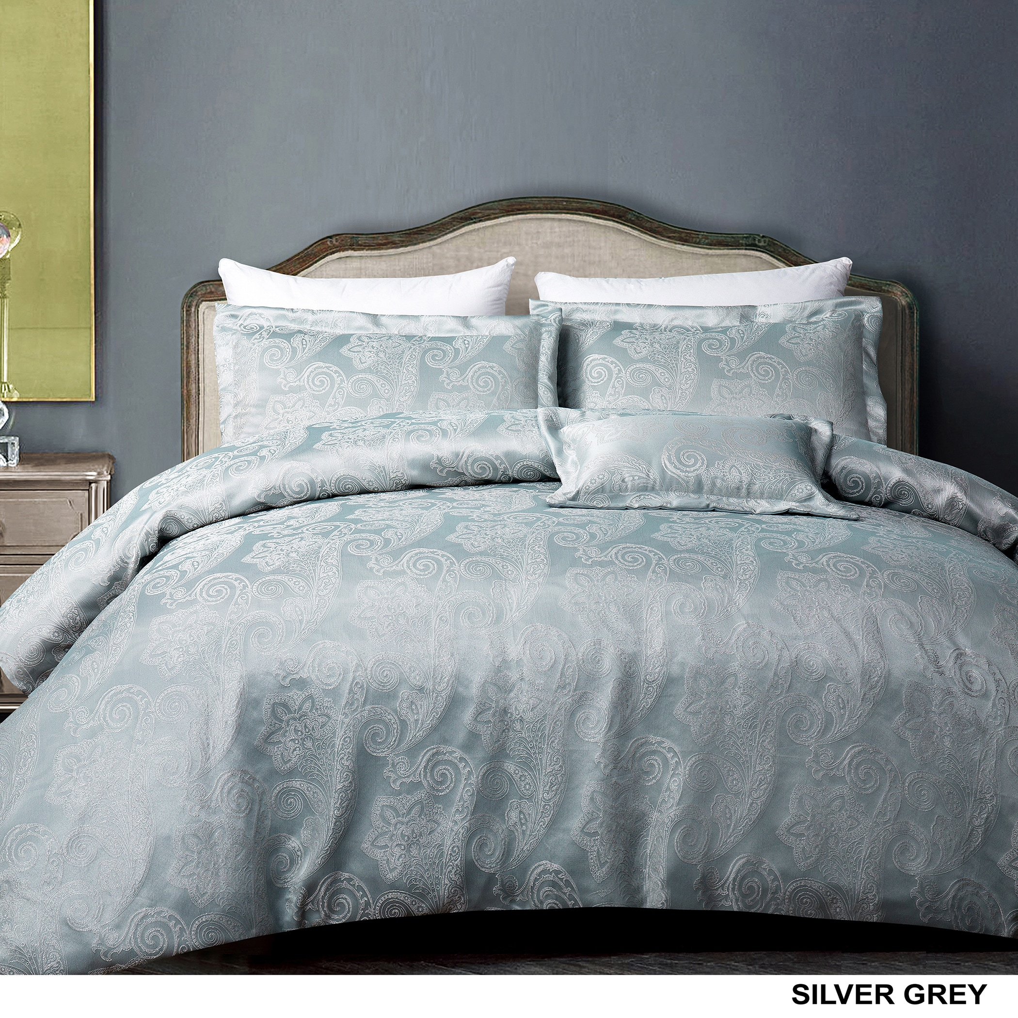 Shop Hotel Paisley Luxe Comforter Set - On Sale - Free Shipping ...