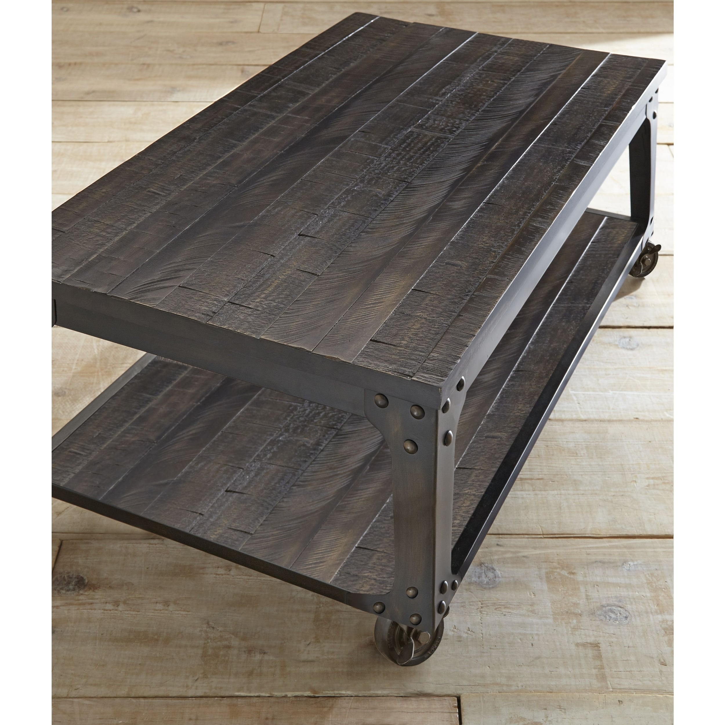 Shop Springdale Industrial Style 48 Inch Rectangle Lift Top Coffee Table By  Greyson Living   Free Shipping Today   Overstock.com   17115968