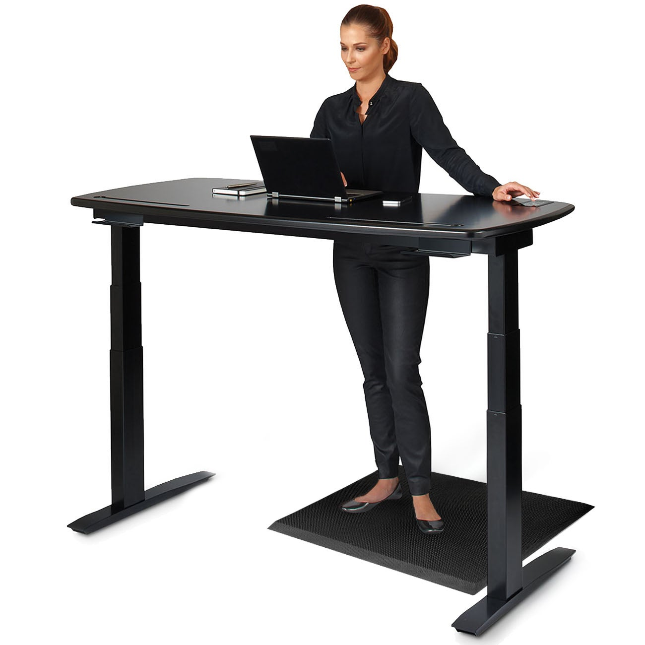 Shop Sorbus® Anti Fatigue Matu2014All Purpose Standing Desk/ Floor Mat, (Small,  Black)   Free Shipping On Orders Over $45   Overstock.com   17125373