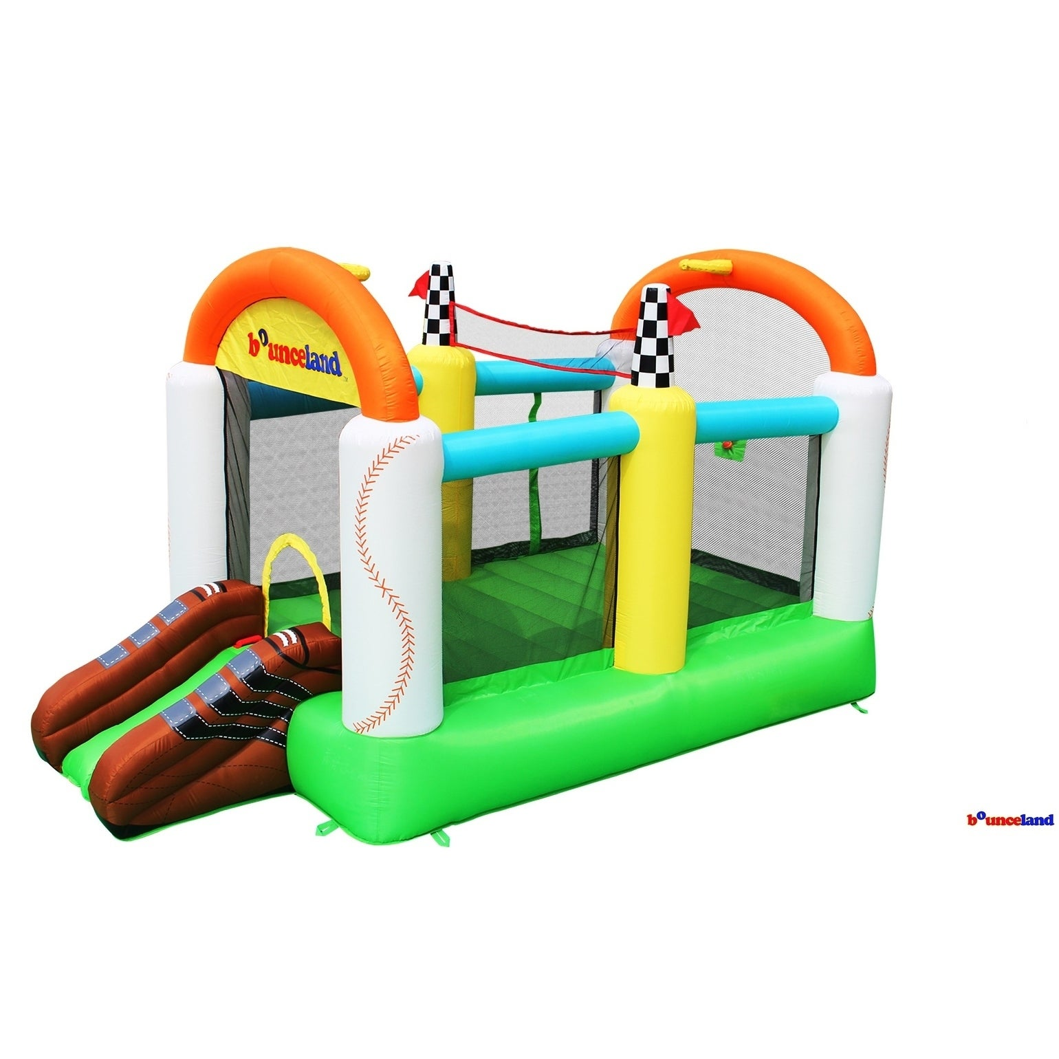 Bounceland All Sports Bounce House - Free Shipping Today - Overstock -  23394940