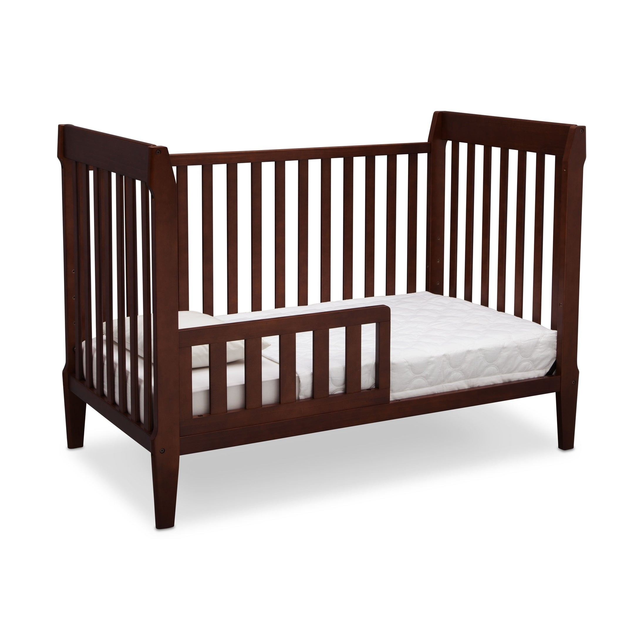 Serta Mid Century Modern Clic 5 In 1 Convertible Crib Free Shipping Today 17137680