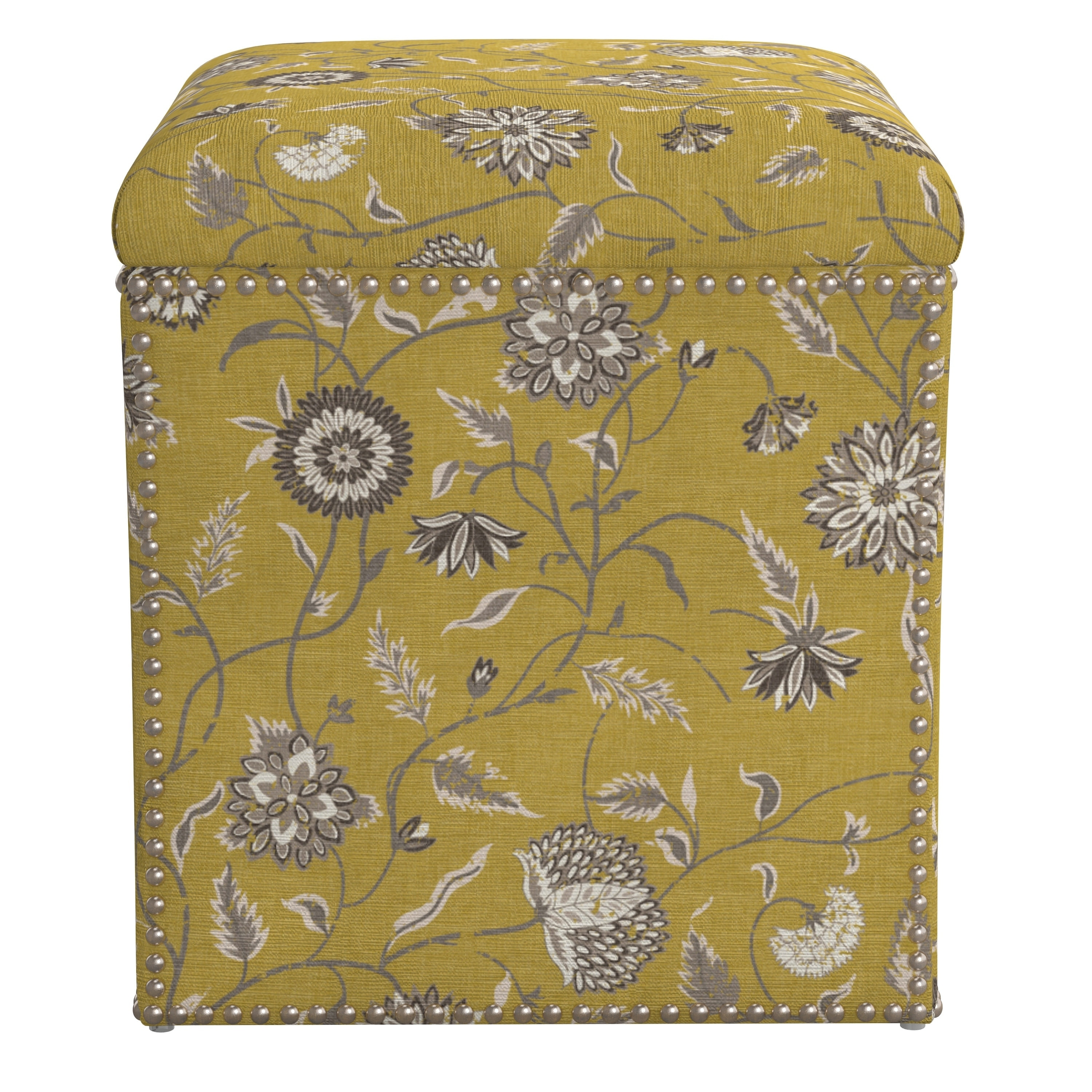 Skyline Furniture Custom Storage Ottoman in Prints - Free Shipping Today - Overstock.com - 23421820  sc 1 st  Overstock.com & Skyline Furniture Custom Storage Ottoman in Prints - Free Shipping ...