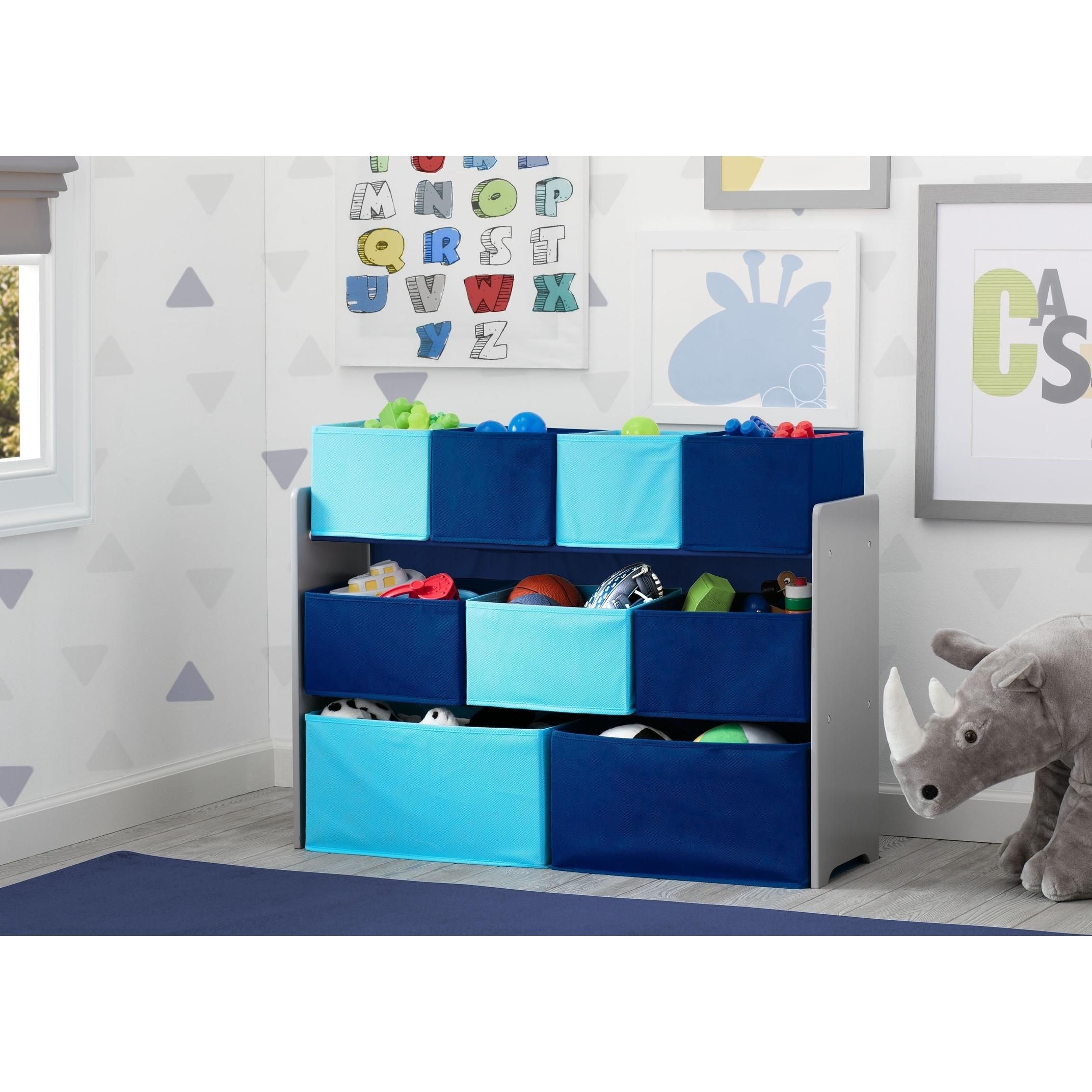 Shop Delta Children Deluxe Multi Bin Toy Organizer With Storage Bins