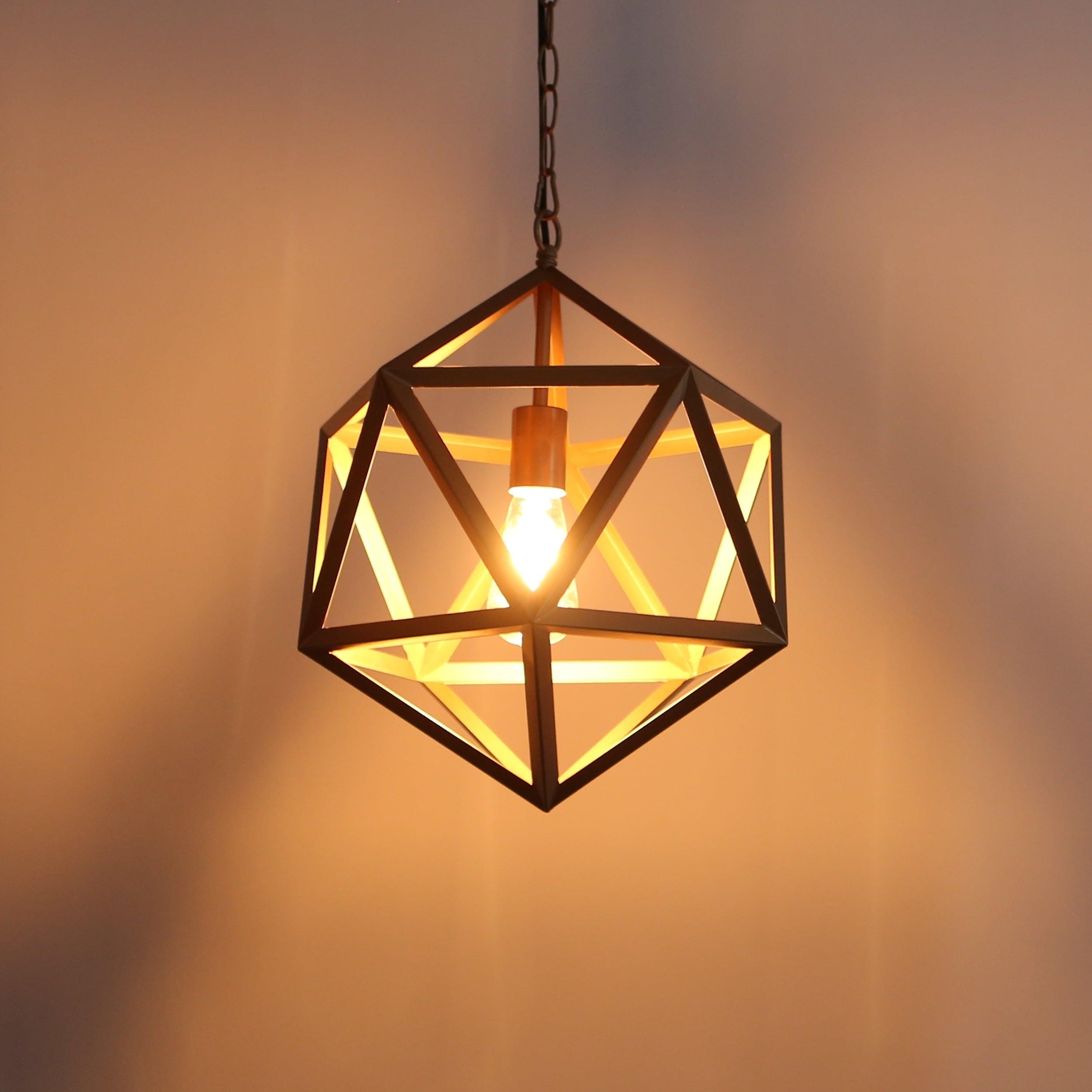 journee lighting. Journee Collection \u0027Lancaster\u0027 Iron 16-inch Hardwired Edison Bulb Pendant Lamp - Free Shipping Today Overstock 23426339 Lighting E