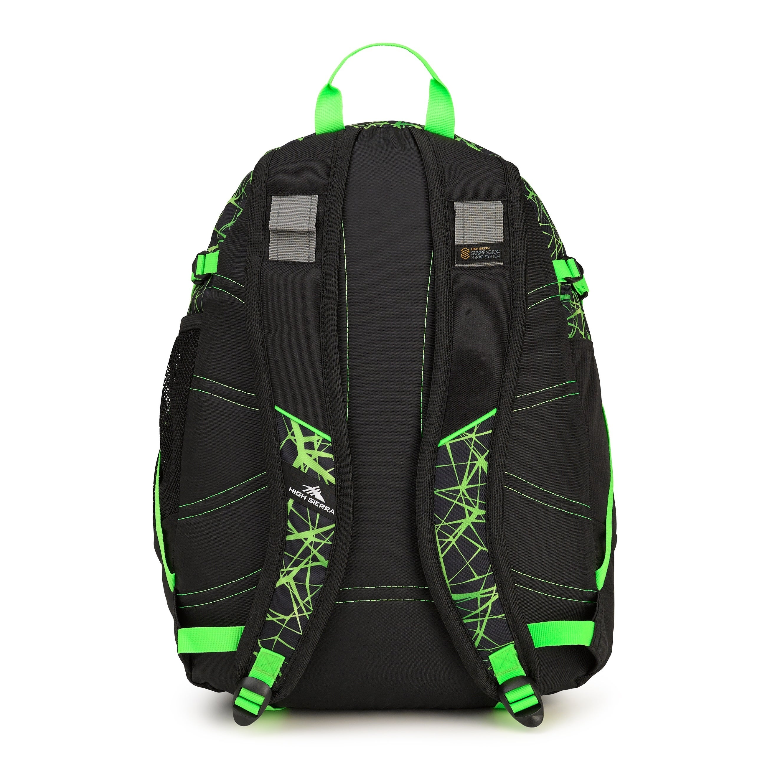 d3bf950c17 Shop High Sierra Fatboy Digital Web Black Lime 19.5-inch Backpack - Free  Shipping On Orders Over  45 - Overstock.com - 17166032