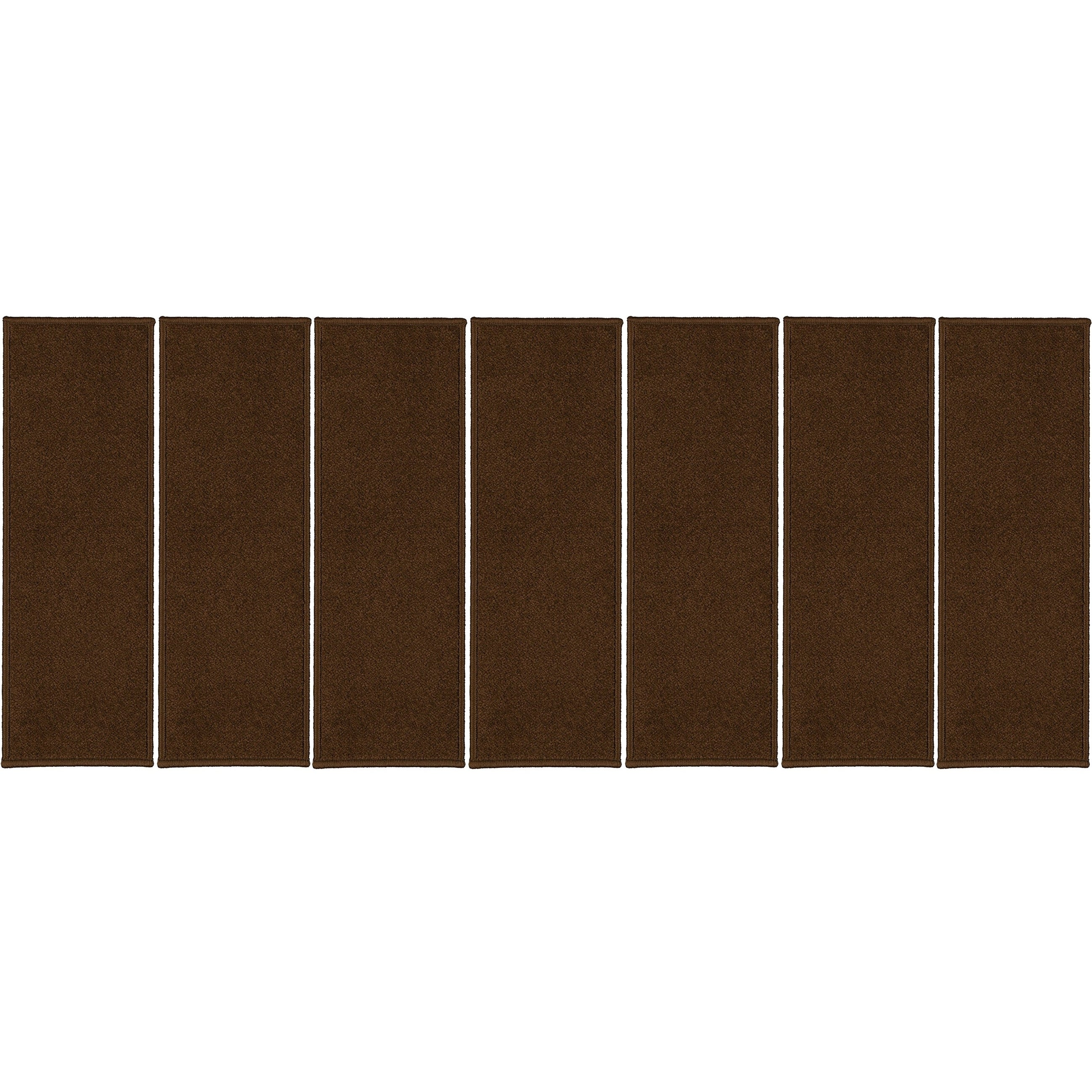Casatreads Nonslip Rubber Backed Stair Tread (9 X 26.5)   Free Shipping  Today   Overstock.com   23429733