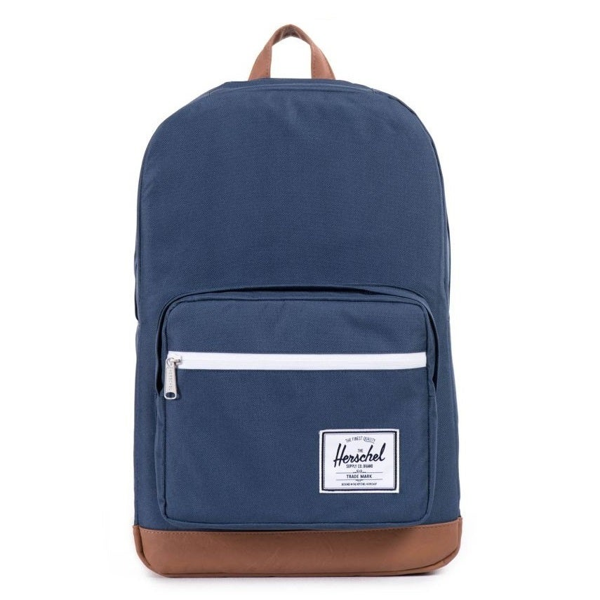 0aa5bdea3b7 Shop Herschel Pop Quiz Navy Backpack - Free Shipping Today ...