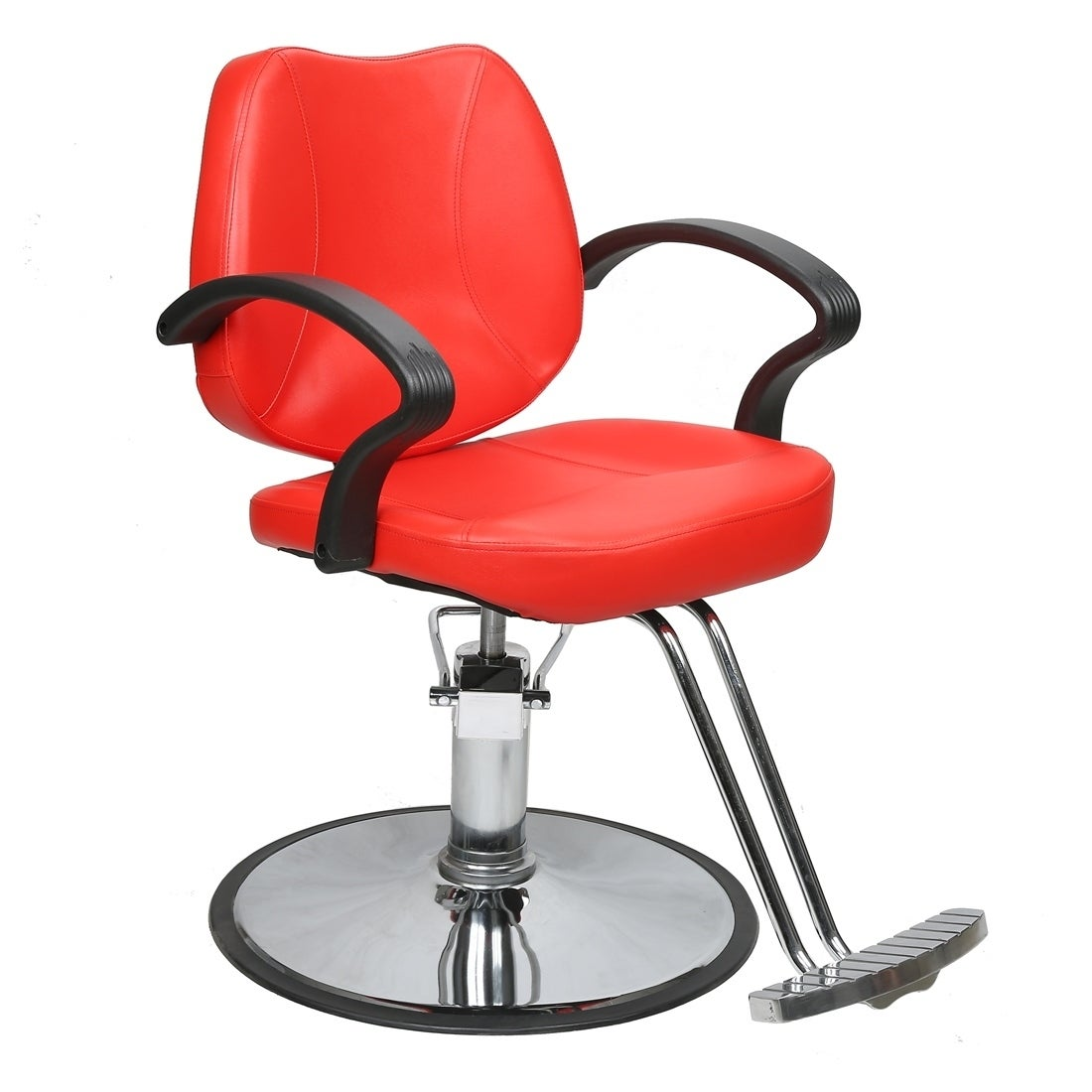 BarberPub Classic Hydraulic Salon Beauty Spa Hair Styling Barber Chair    Free Shipping Today   Overstock   23485864