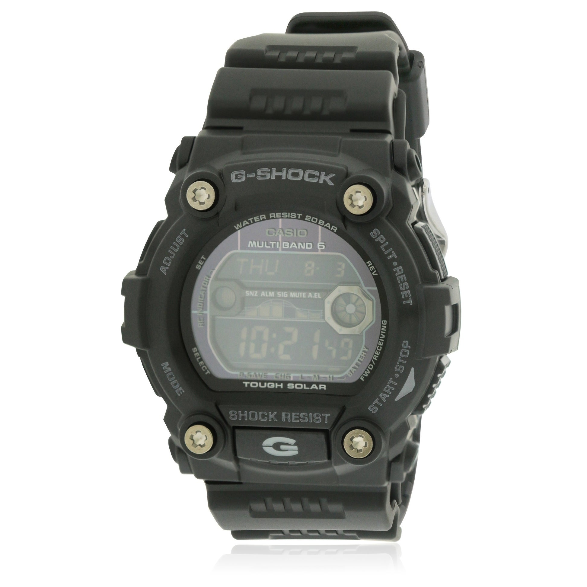 22c807c20dcf Shop Casio G-Shock Mens Watch GW7900B-1 - Free Shipping Today - Overstock -  17238061