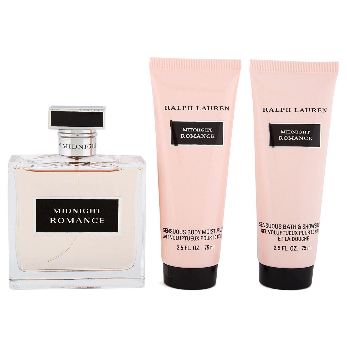 Shop Ralph Lauren Midnight Romance Women s 3-piece Gift Set - Free Shipping  Today - Overstock - 17239871 9791e2a5c519a