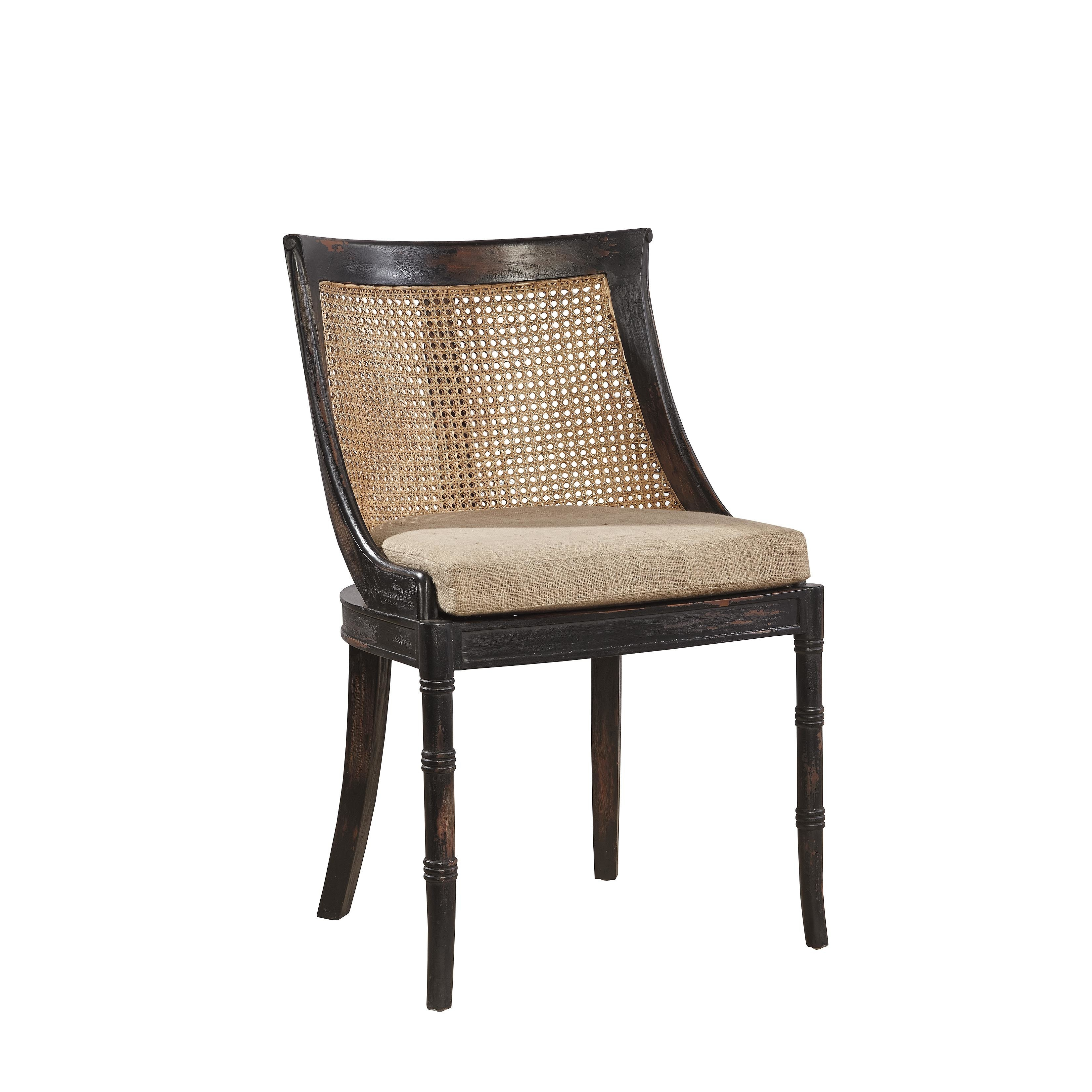 Shop Cooper Spoonback Chair With Caned Panel (Set Of 2)   Free Shipping  Today   Overstock.com   17290432