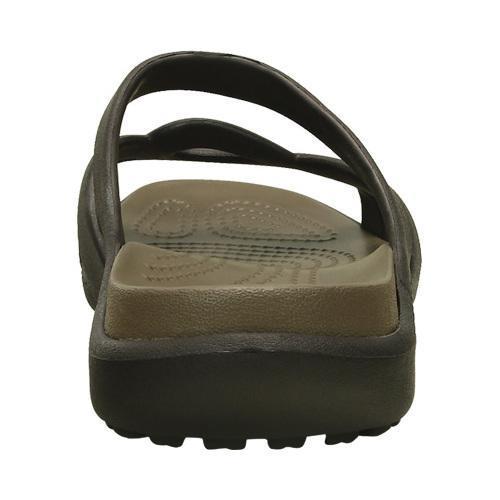 ee07e10c0 Shop Women s Crocs Meleen Twist Sandal Espresso Walnut - Free Shipping On  Orders Over  45 - Overstock - 17293040