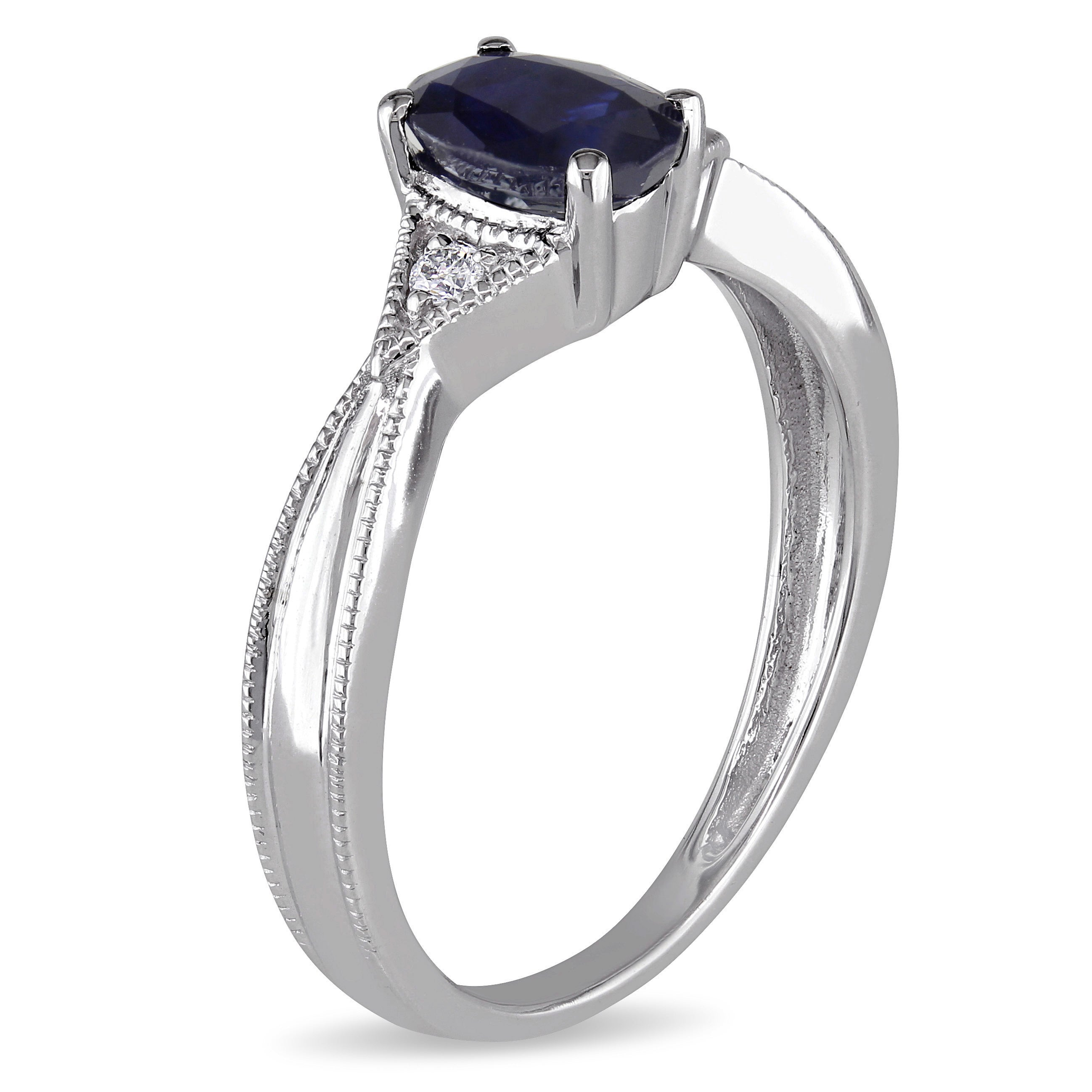 ben bridge ring jewelry crossover diamond jeweler
