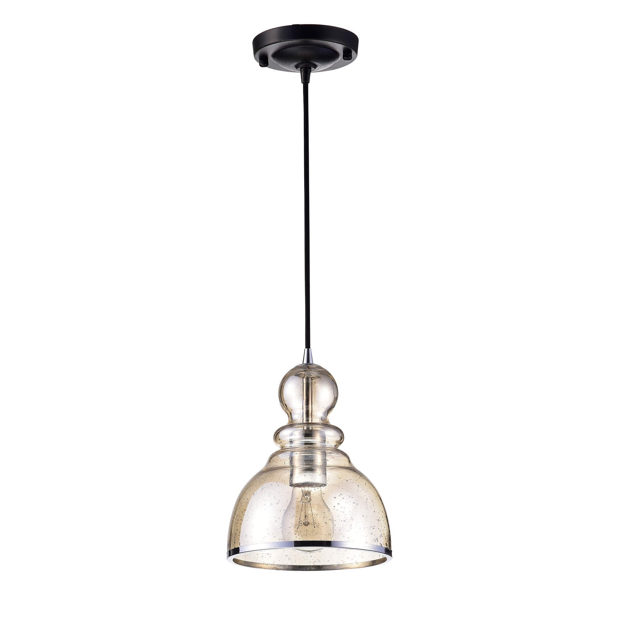 chrome led lamp fresh zephyr light mini of pendant black