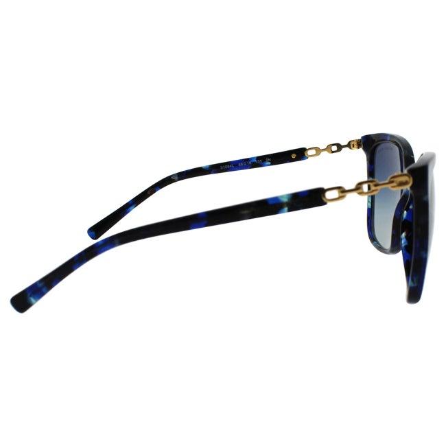 f6ff3b710805 Shop Michael Kors MK 6029 31094L Sabina II - Women's Blue Tortoise-Gold/ Blue  Gradient Sunglasses - Free Shipping Today - Overstock - 17334793